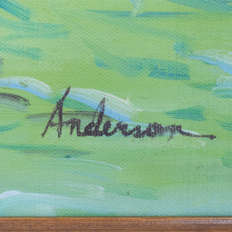 Anderson Framed Art ma
