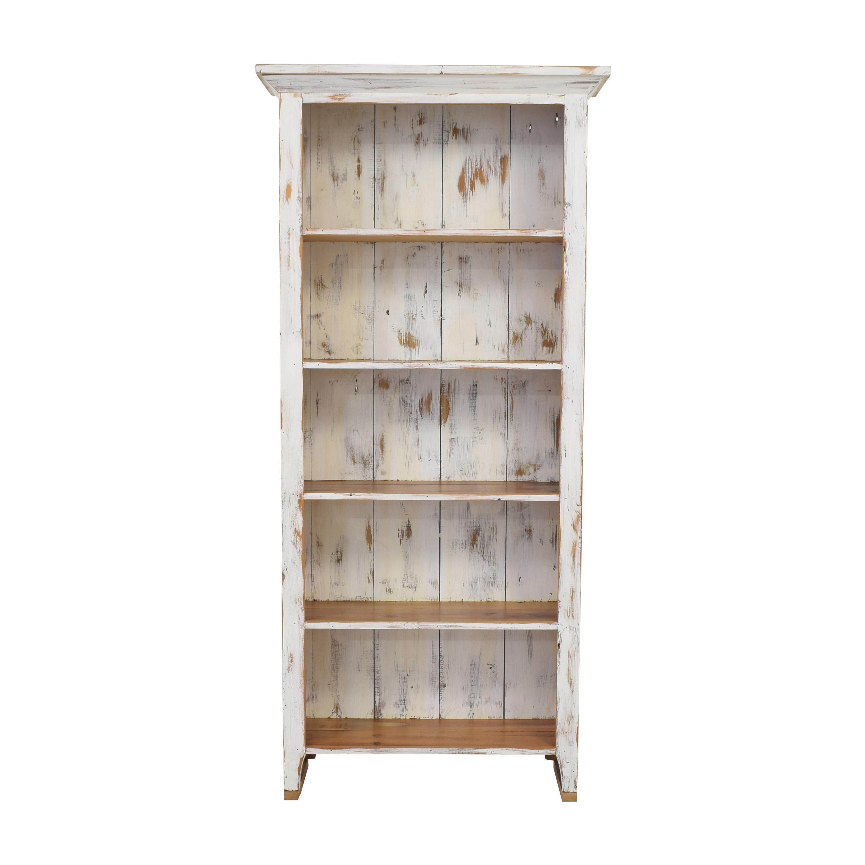 Shabby Chic Painted Bookshelf dimensions