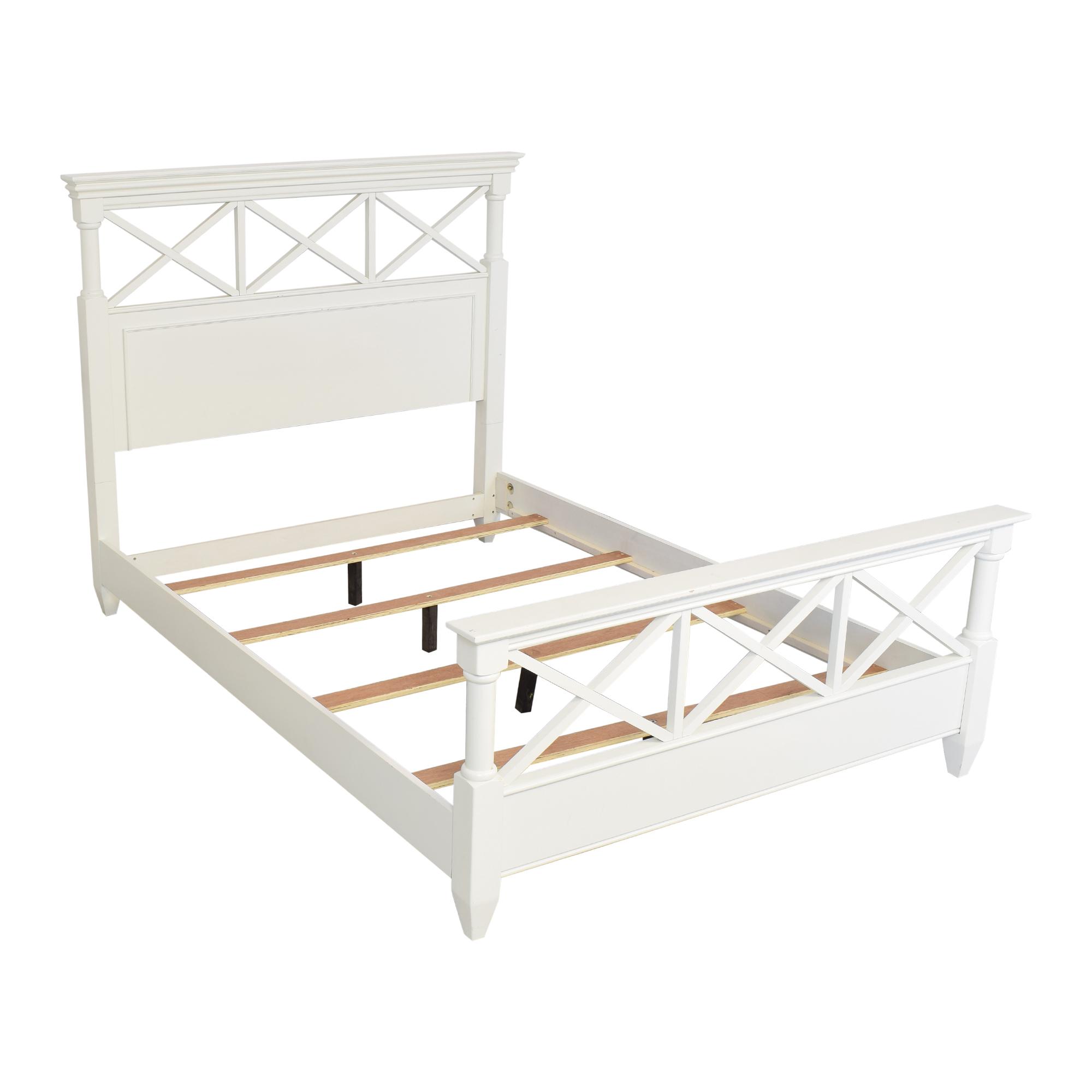 Magnussen Home Magnussen Home Queen Bed Frame ma