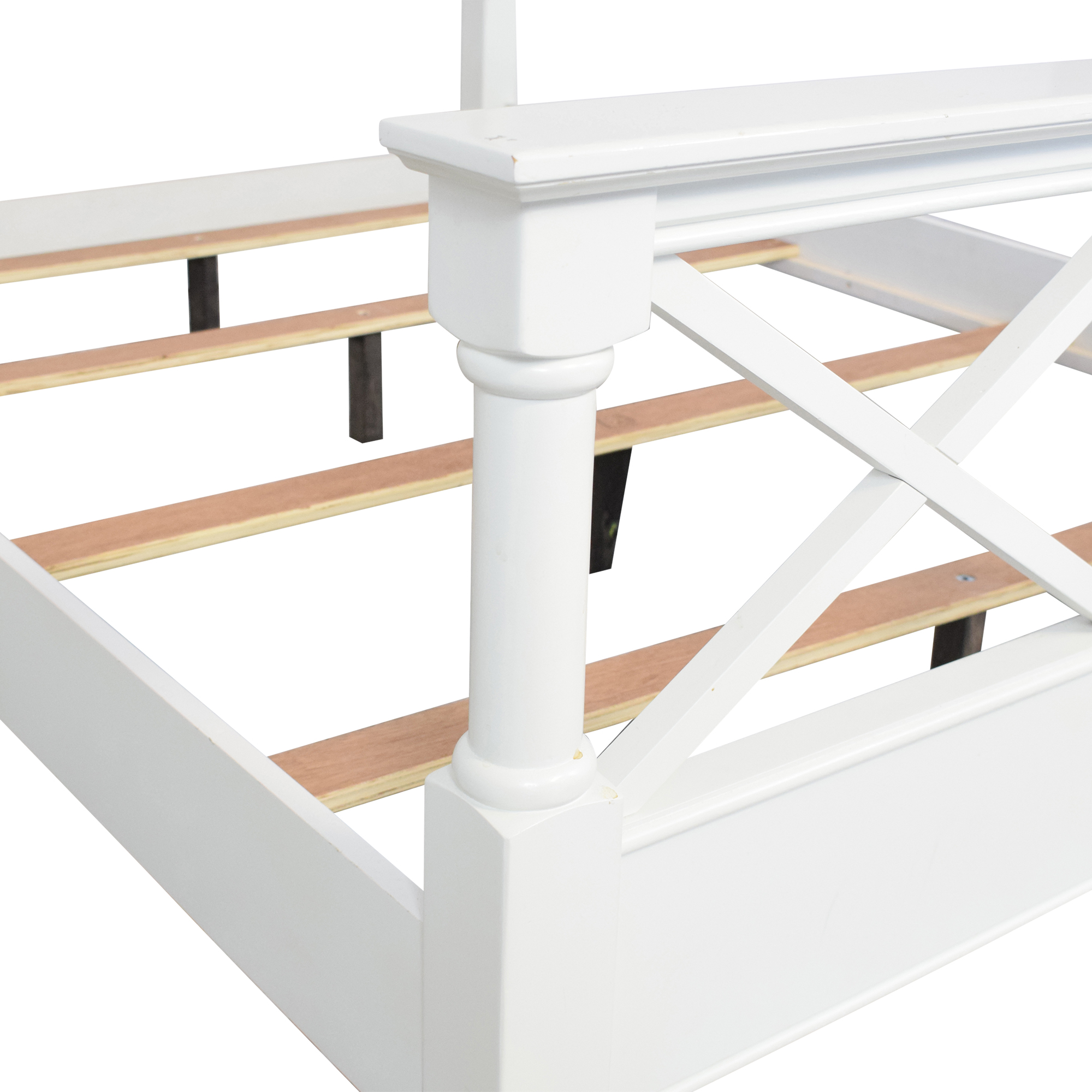 Magnussen Home Magnussen Home Queen Bed Frame used