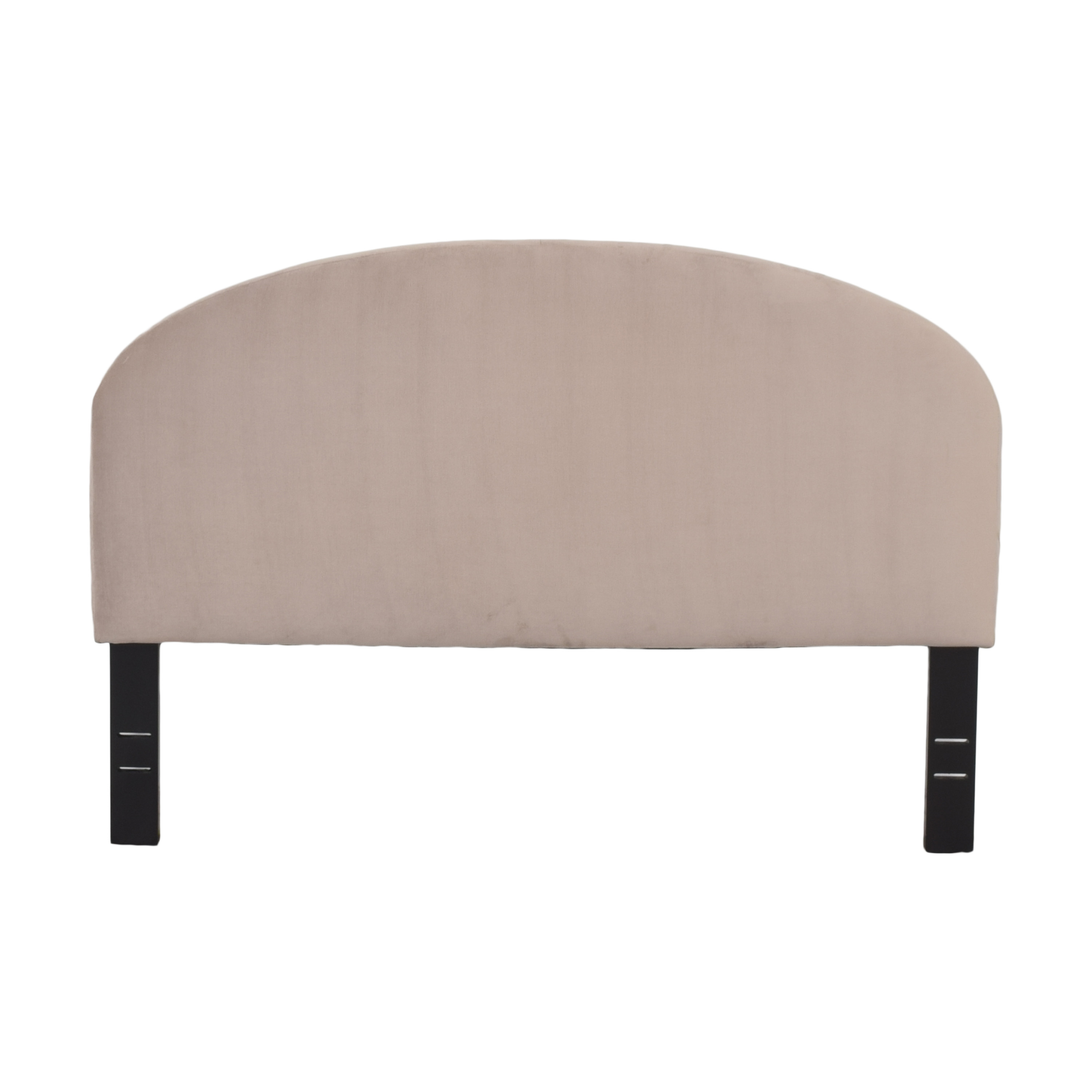West Elm West Elm Queen Curved Headboard used