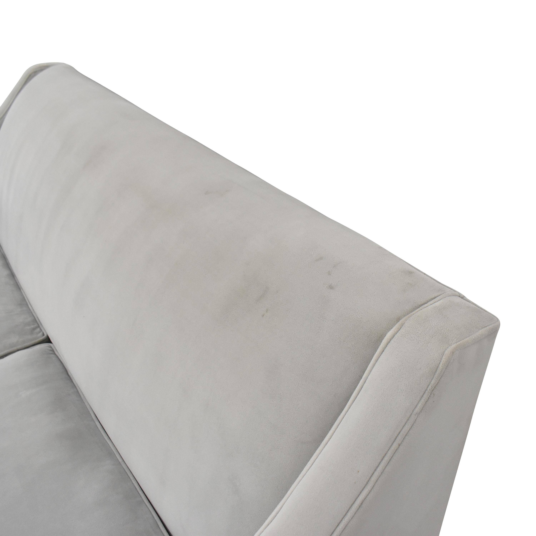Room & Board Room & Board Two Cushion Sofa ct