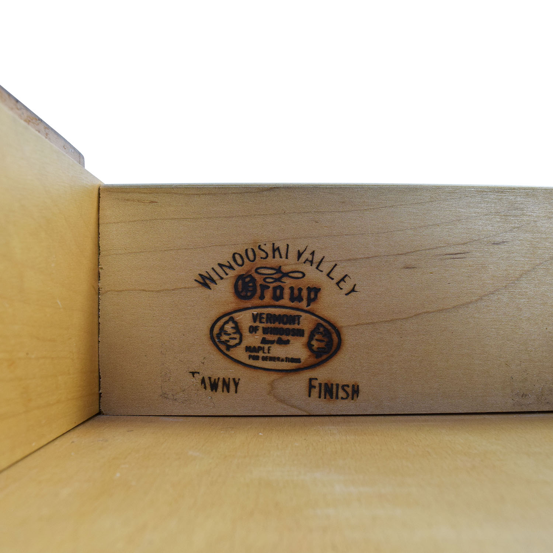 shop Vermont Winooski Valley Bennington 7-Drawer Dresser Vermont Winooski Valley
