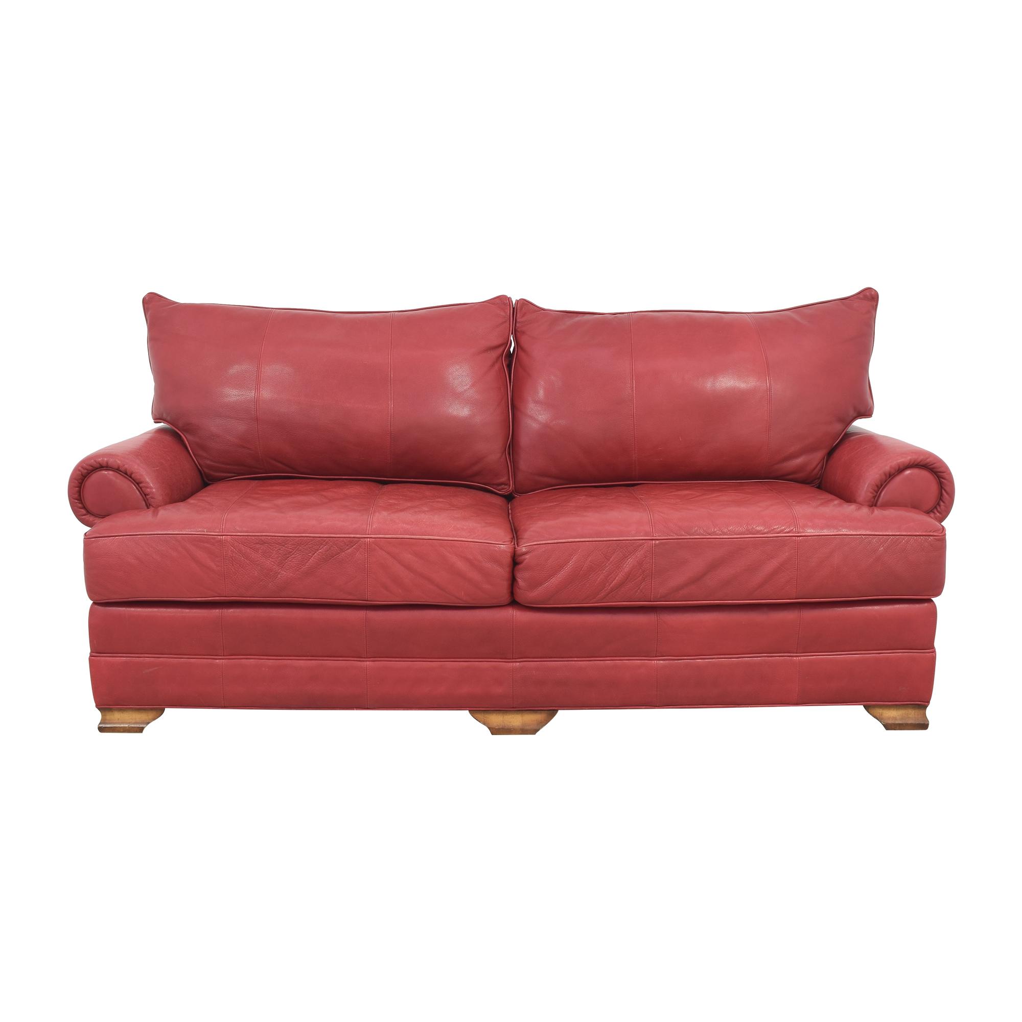 buy Wesley Hall Two Cushion Sofa Wesley Hall