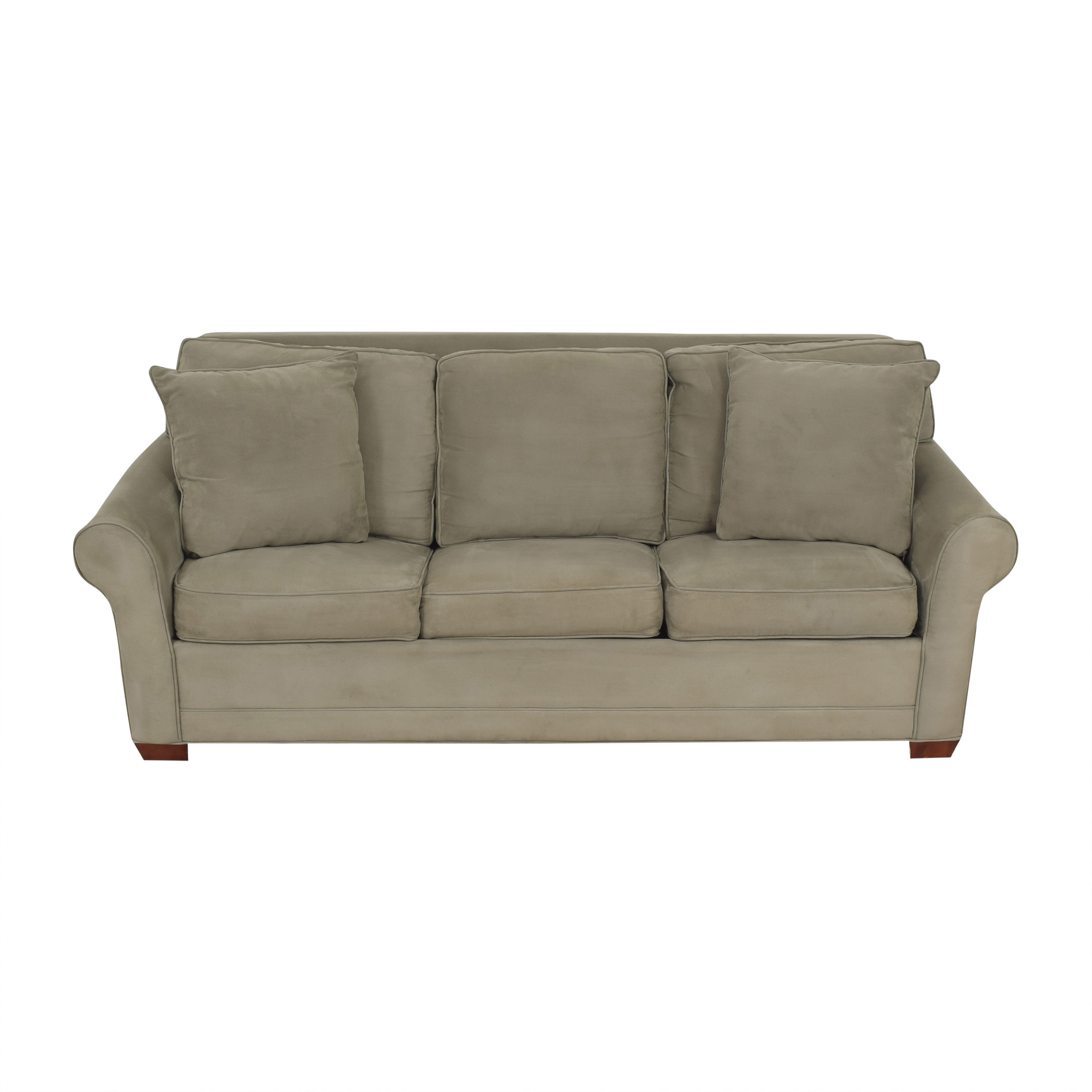 Picture of: 81 Off Raymour Flanigan Raymour Flanigan Three Seat Sleeper Sofa Sofas