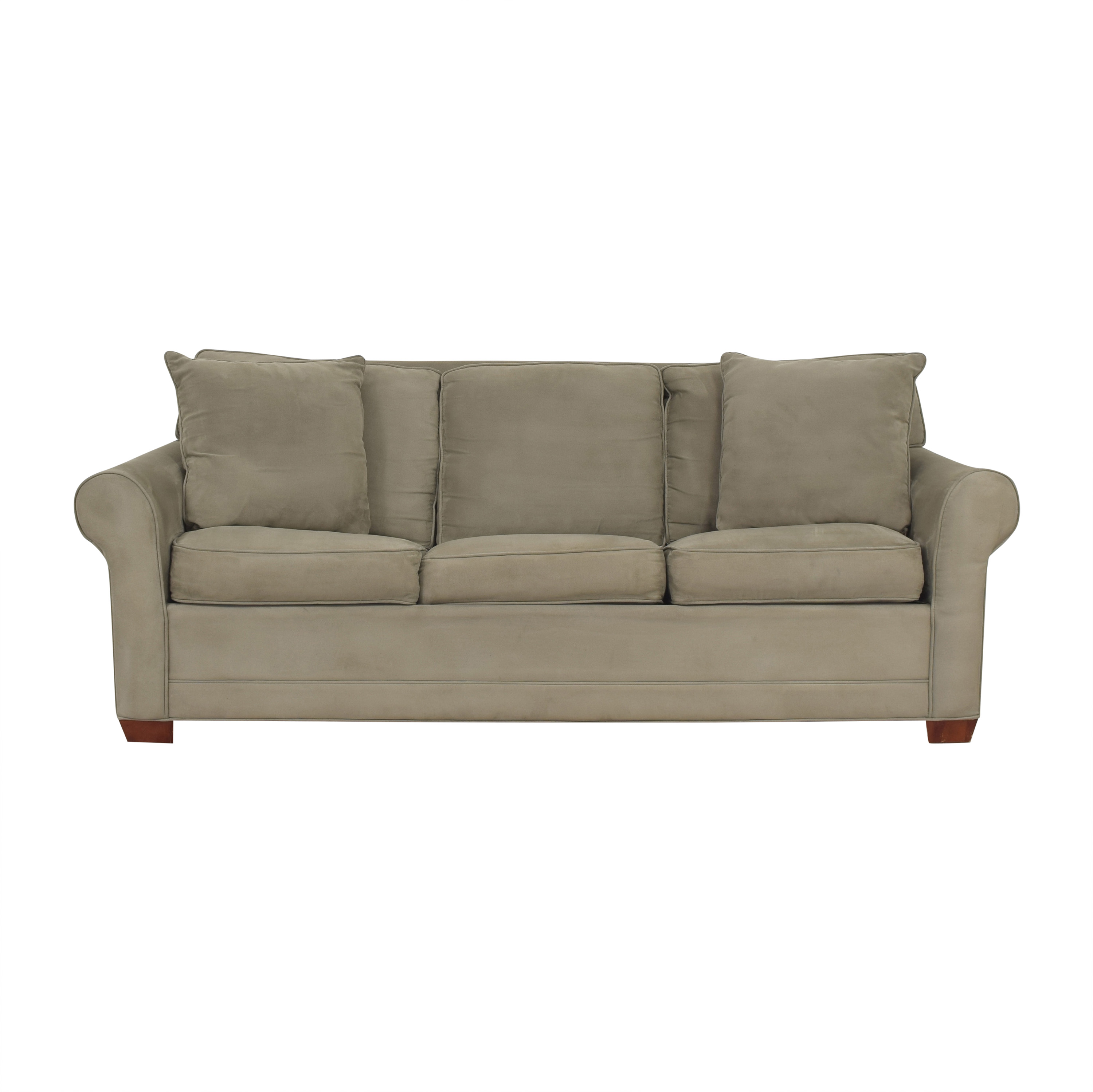 buy Raymour & Flanigan Three Seat Sleeper Sofa Raymour & Flanigan Sofas