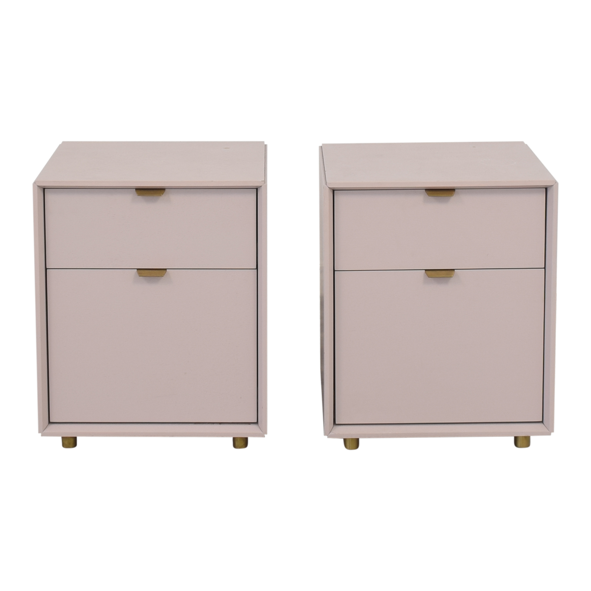 Blu Dot Blu Dot Dang File Pedestals for sale