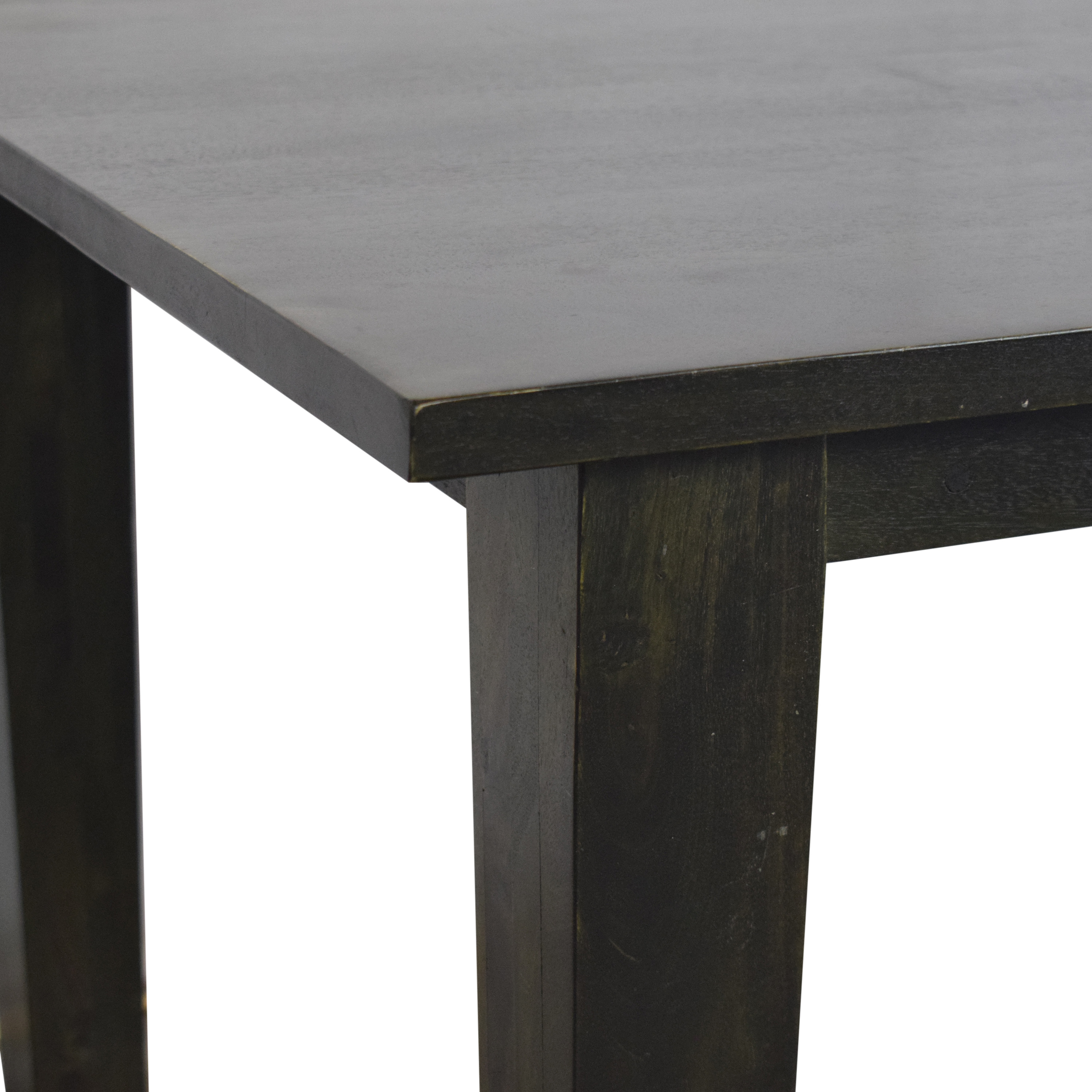 Crate & Barrel Basque Dining Table / Tables