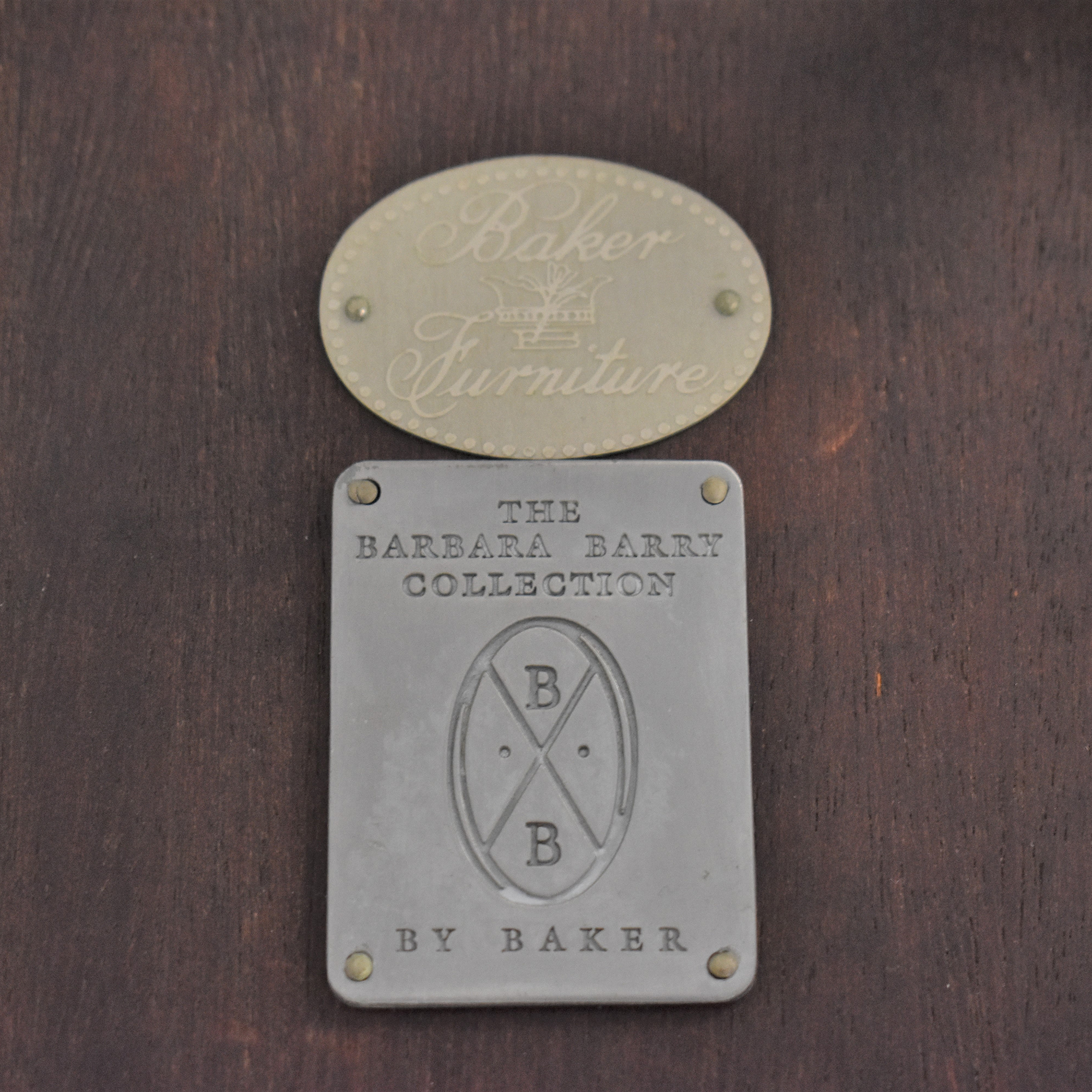 Baker Nesting Tables by Barbara Barry Baker Furniture