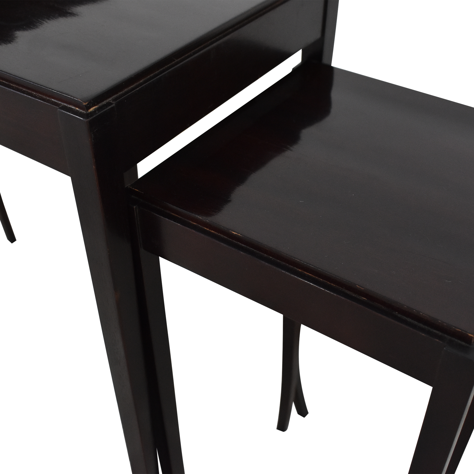 Baker Furniture Baker Nesting Tables by Barbara Barry Tables