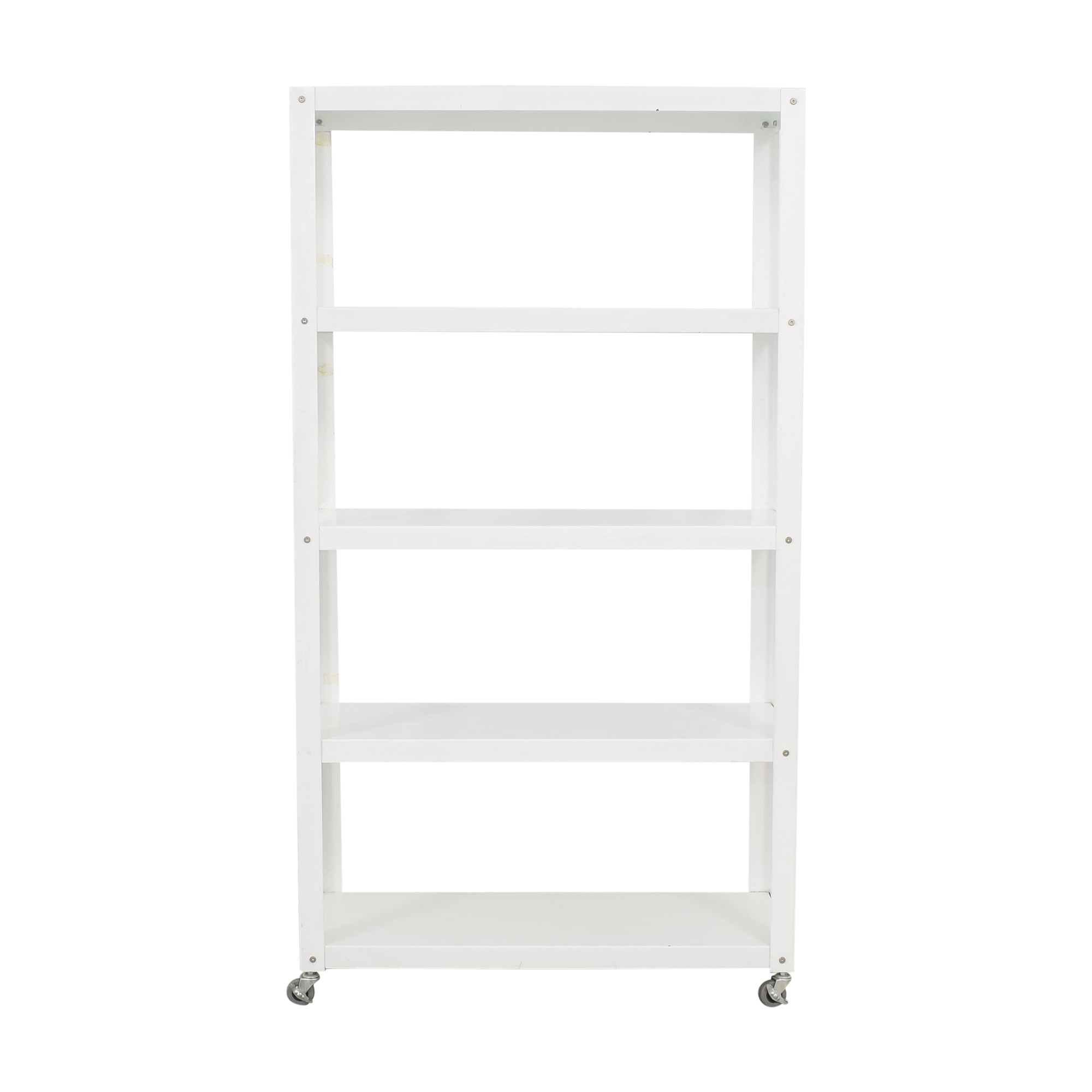 CB2 CB2 Rolling Shelf Unit ct