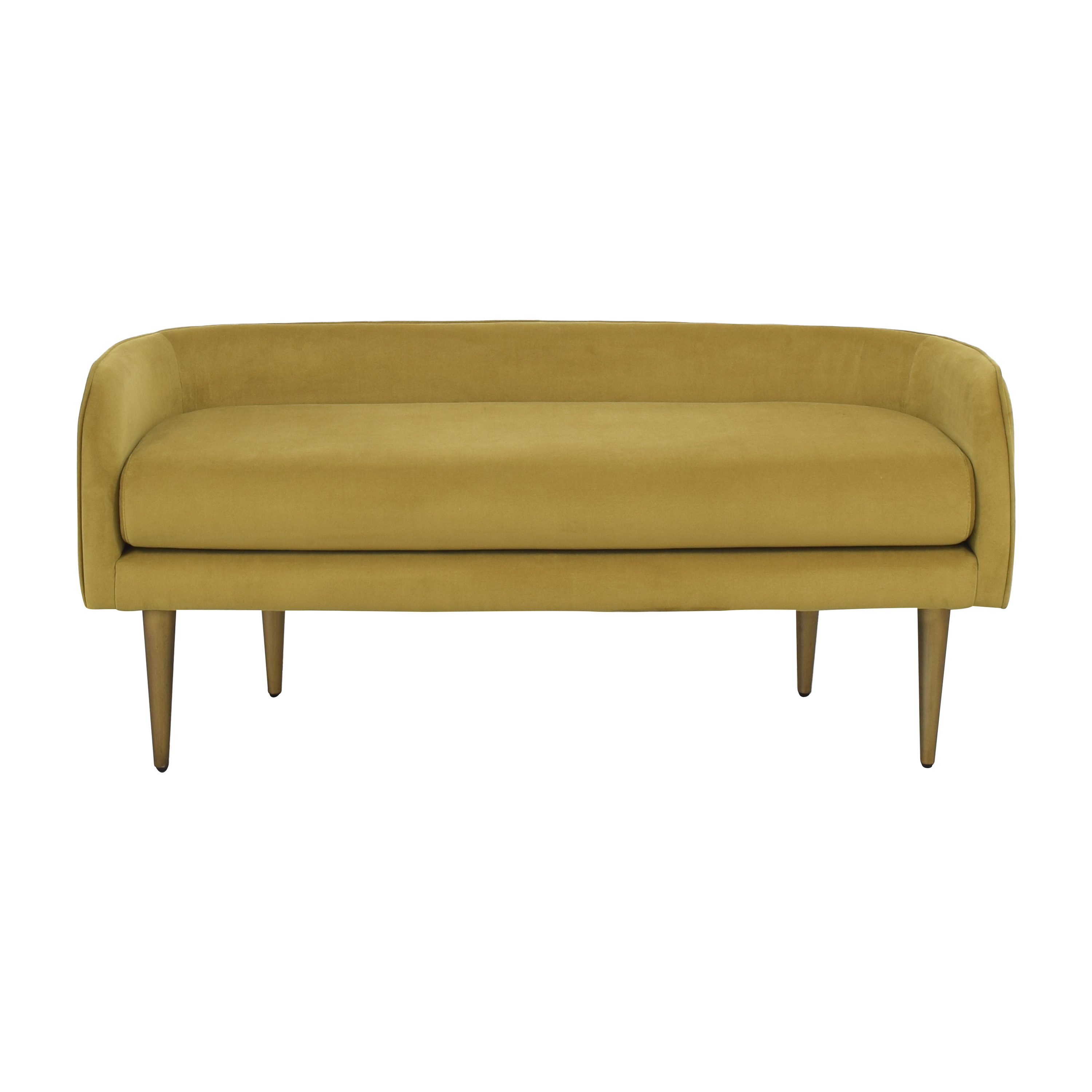 shop West Elm Celine Bench West Elm Benches
