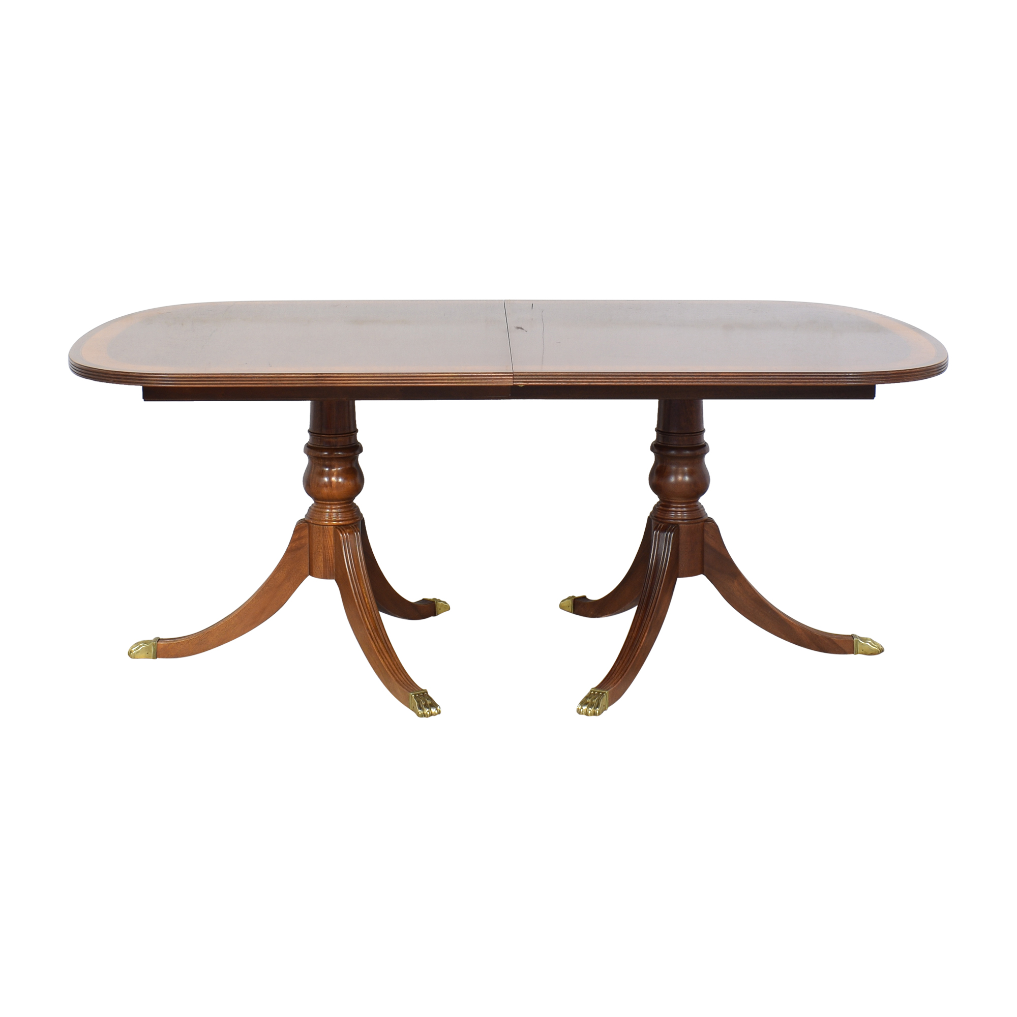 Ethan Allen Ethan Allen Abbott Dining Table dimensions