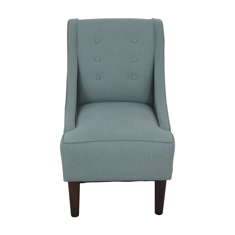 shop Threshold Swoop Arm Chair Threshold