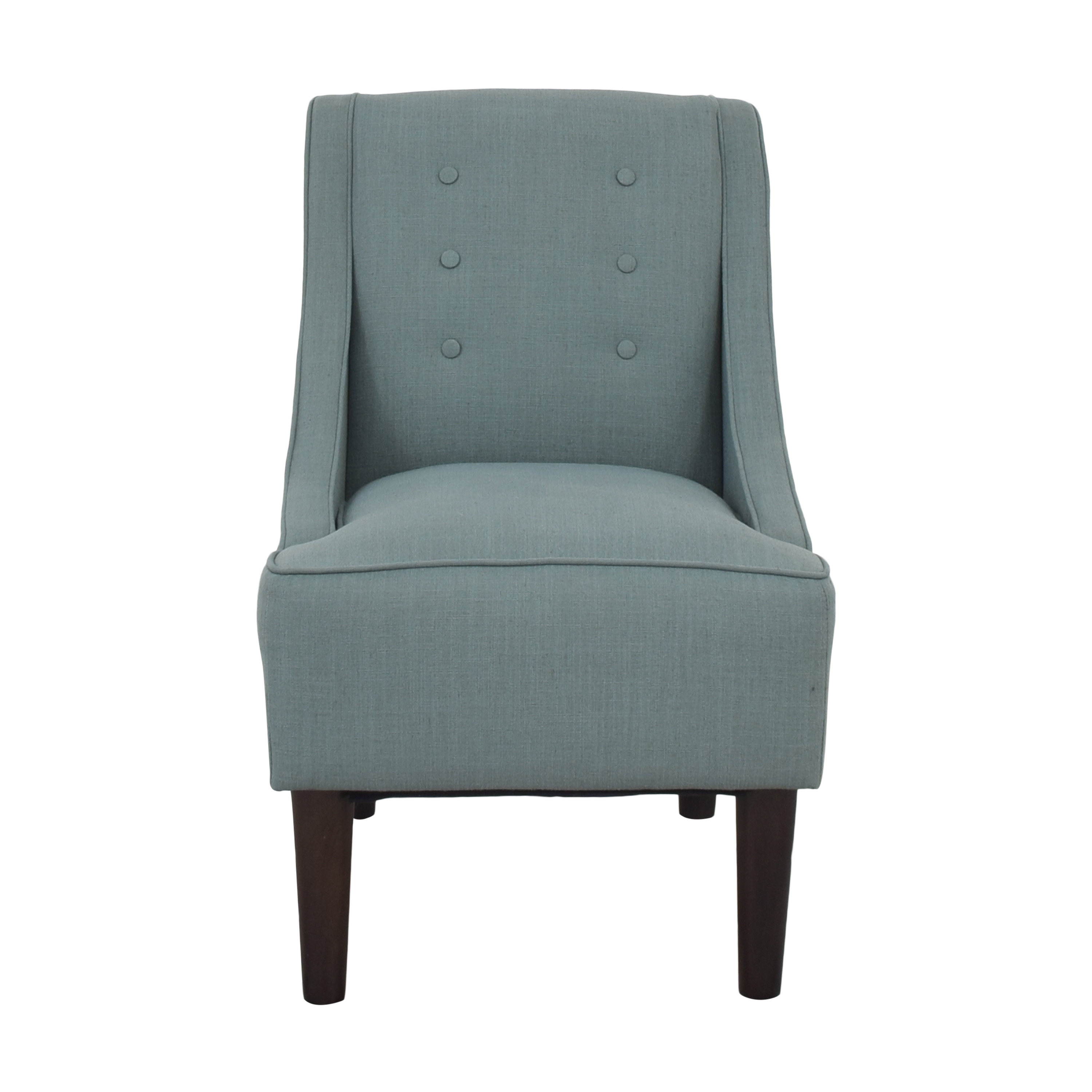 buy Threshold Threshold Swoop Arm Chair online