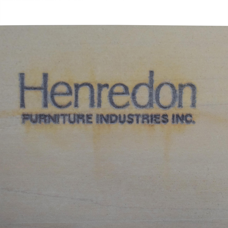 Henredon Furniture Henredon King Canopy Bed for sale