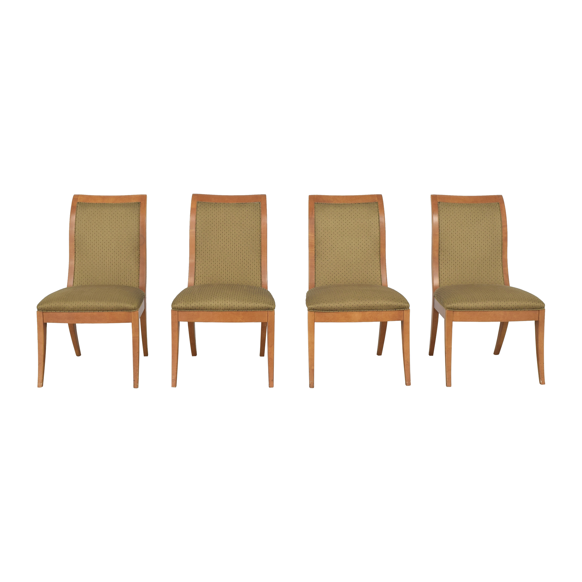Hickory White Hickory White Side Dining Chairs second hand