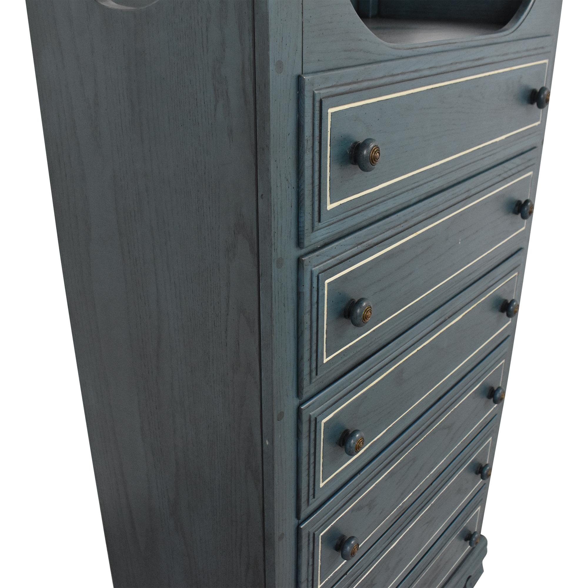Ethan Allen Ethan Allen Six Drawer Dresser with Shelf price