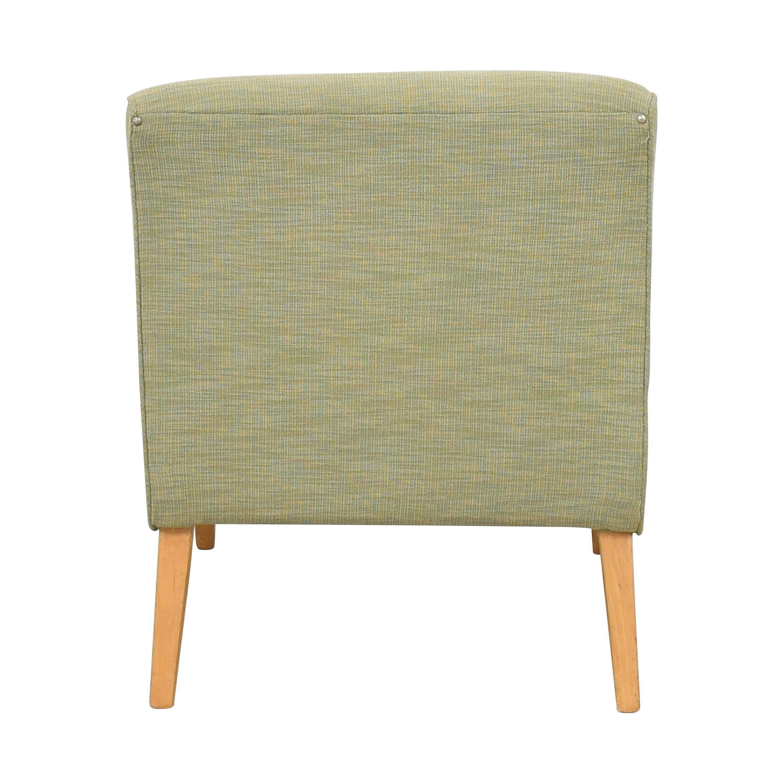 Custom Mid Century Style Slipper Chair Chairs