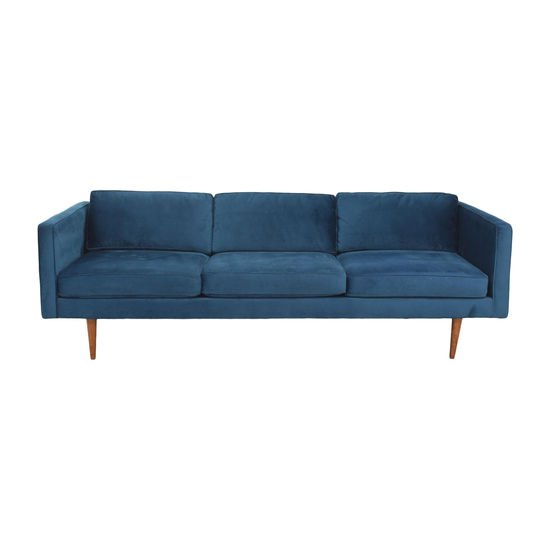 buy West Elm West Elm Monroe Mid-Century Sofa online