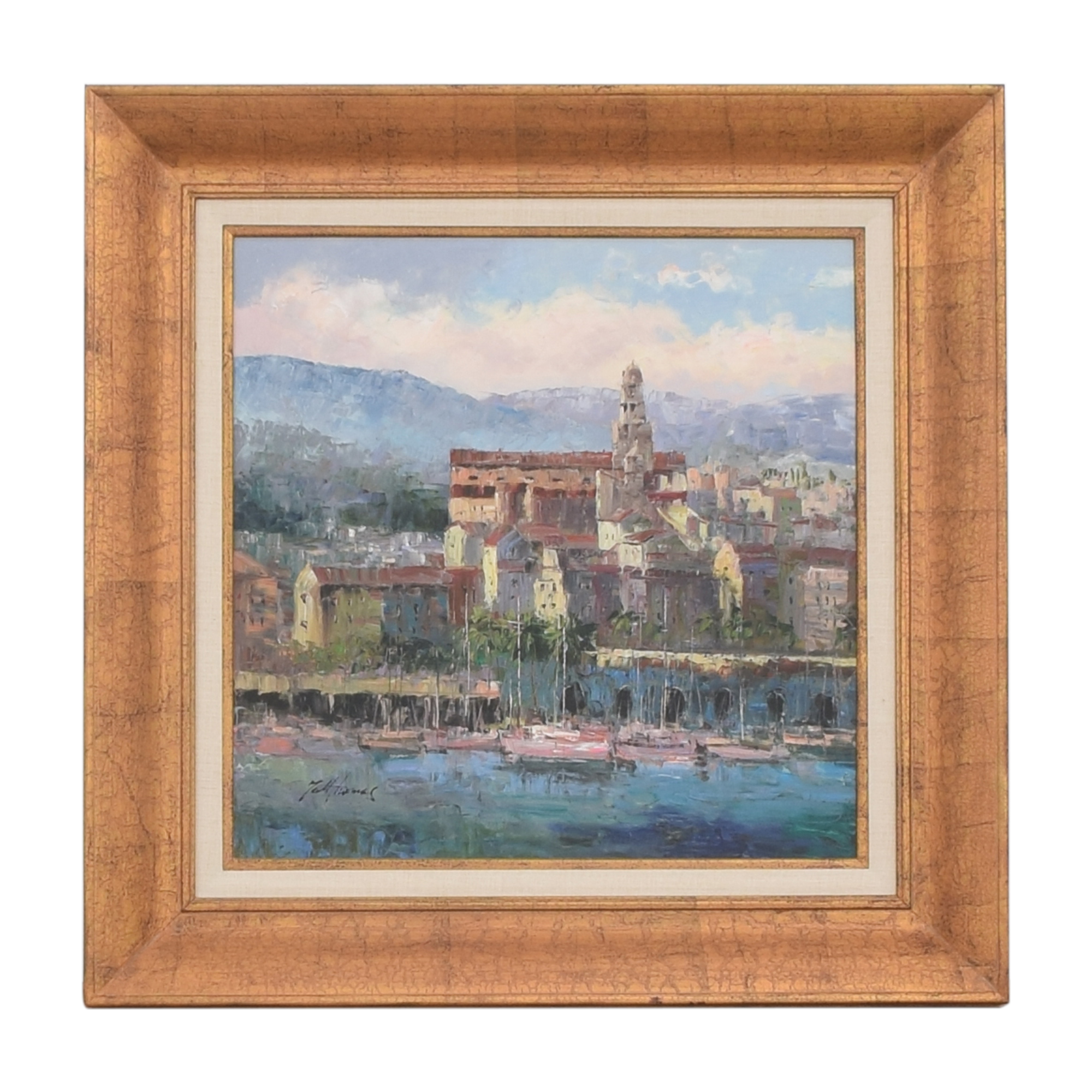 Matt Thomas Framed Painting coupon