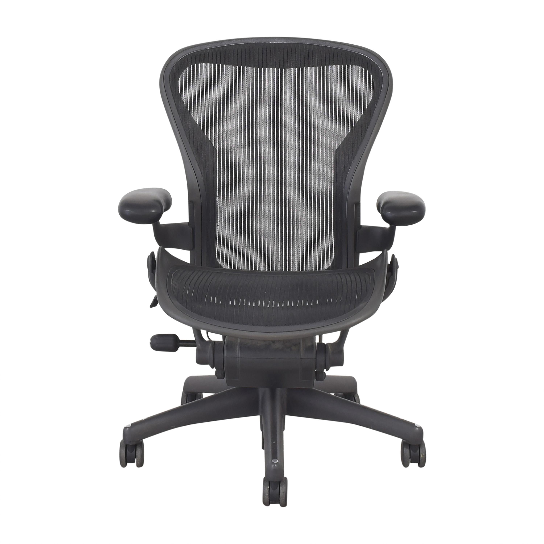 Herman Miller Herman Miller Aeron Chair Home Office Chairs