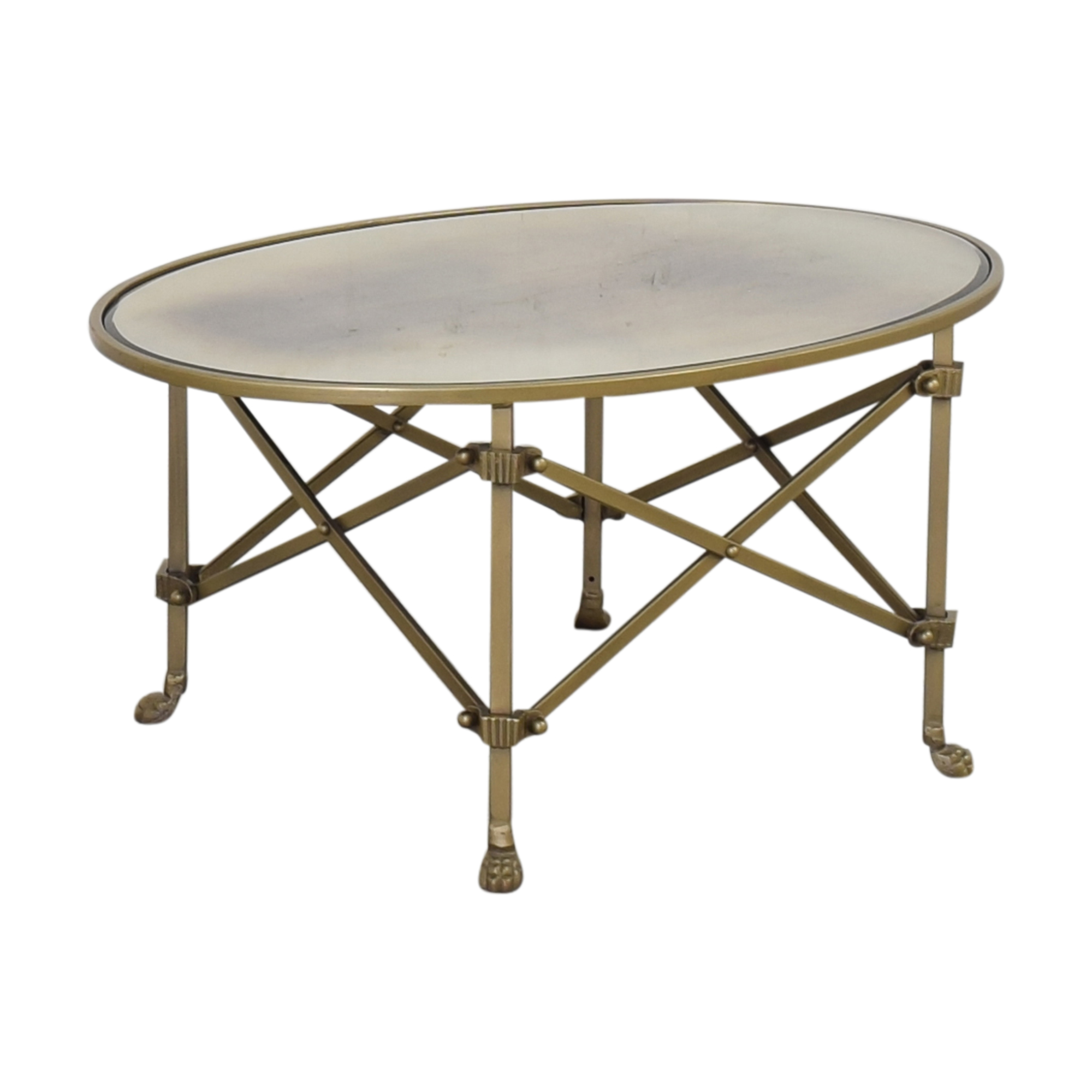 buy Ballard Designs Ballard Designs Olivia Cocktail Table online