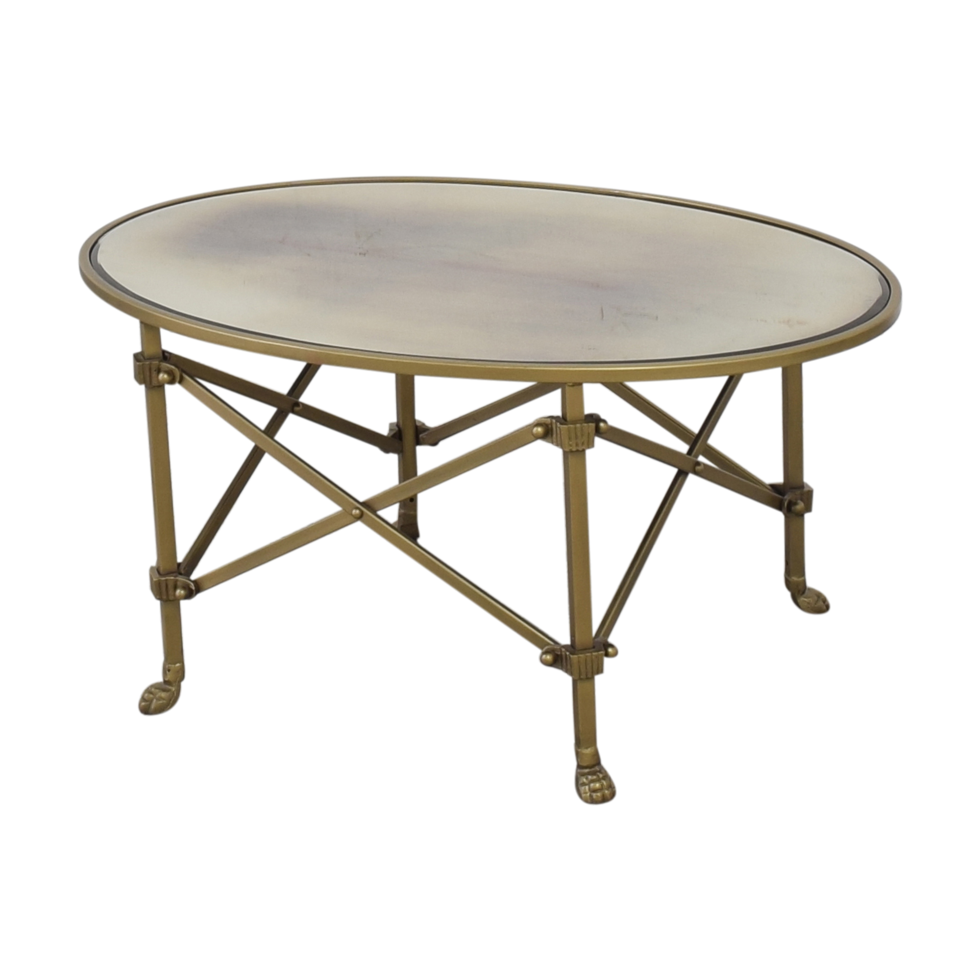 shop Ballard Designs Olivia Cocktail Table Ballard Designs Coffee Tables