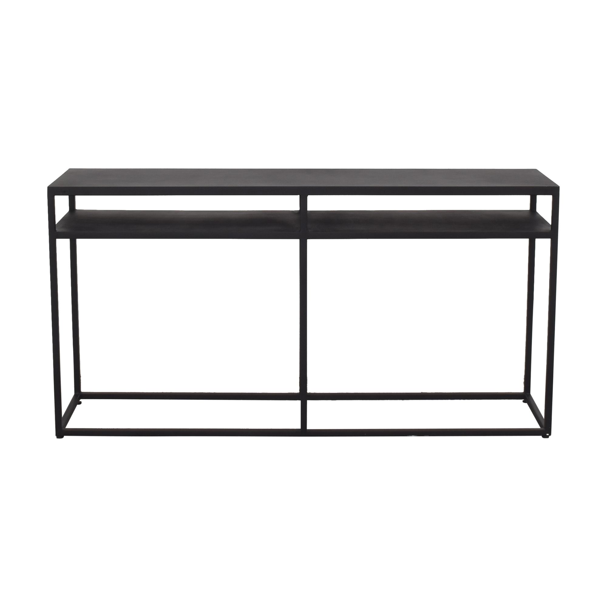 Pottery Barn Burke Console Table / Tables