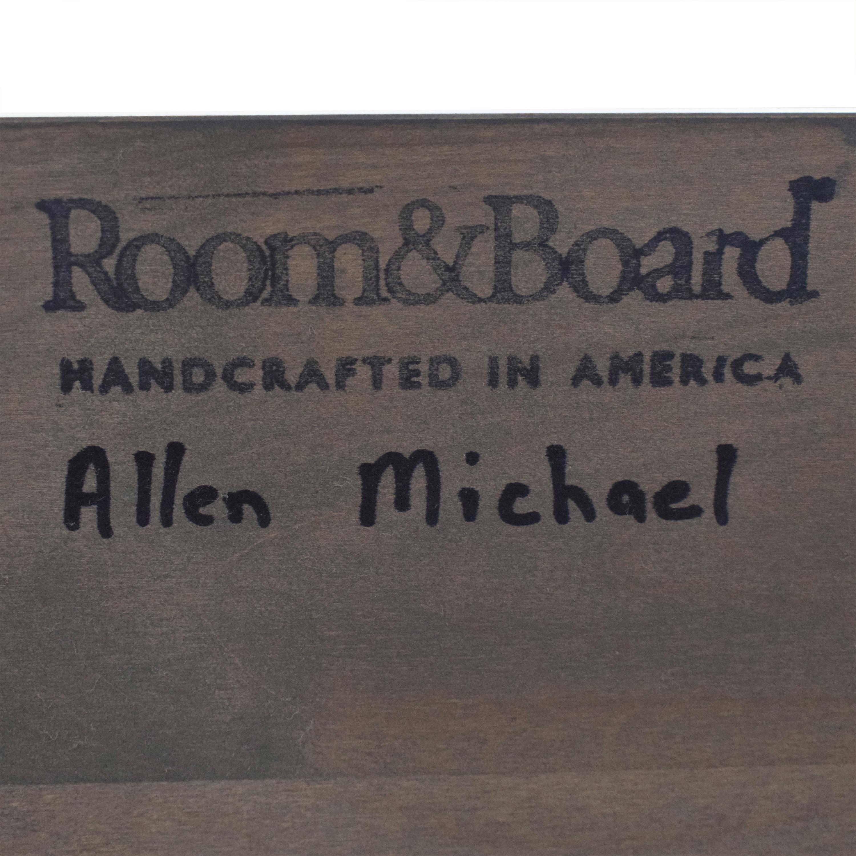 buy Room & Board Hudson Full Bed Room & Board Beds