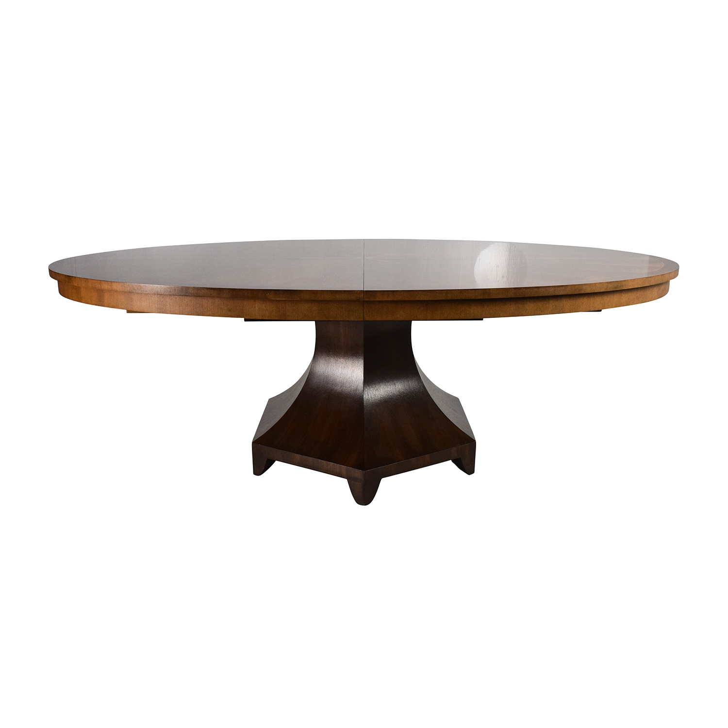 67 OFF Henredon Henredon Celestial Oval Table Designed by Barbara