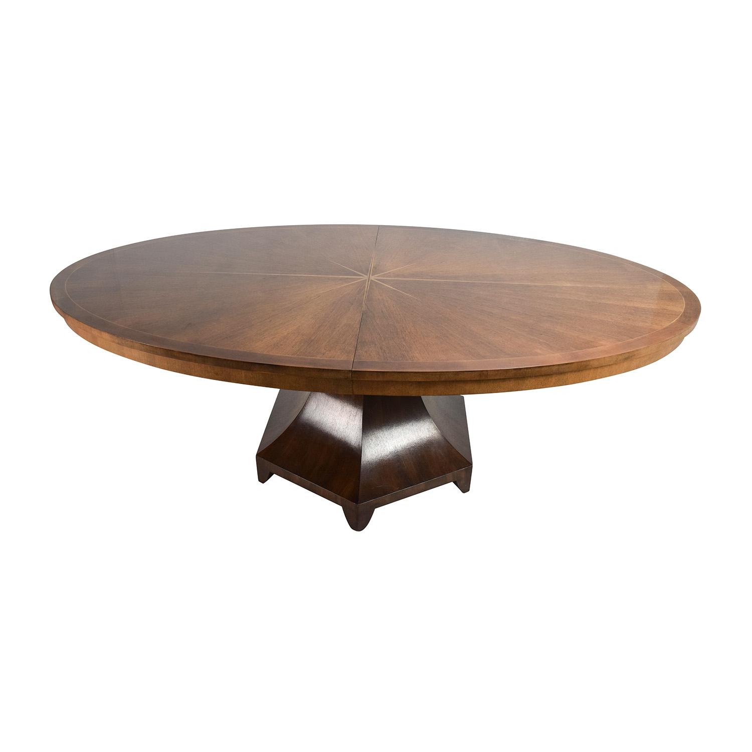 Henredon Celestial Oval Table Designed By Barbara Barry Nyc
