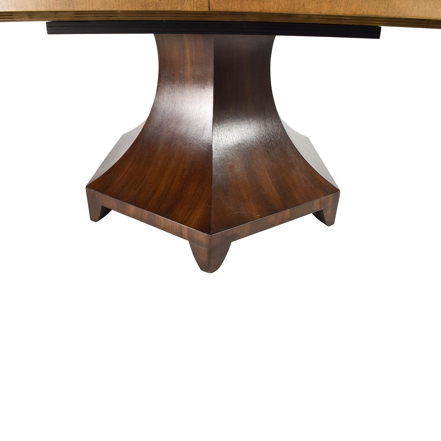 Henredon Celestial Oval Table Designed By Barbara Barry Brown