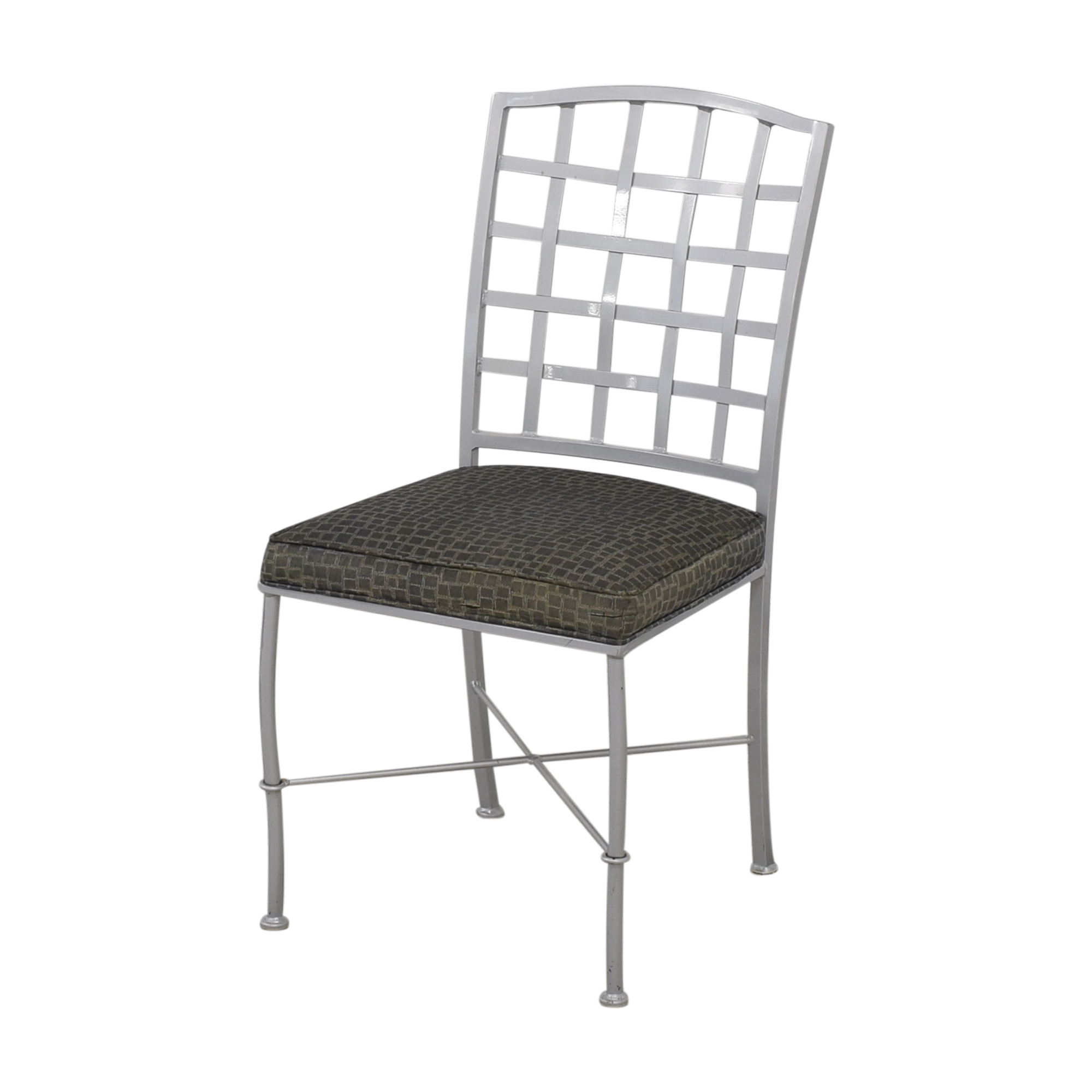 Johnston Casuals Johnston Casuals Lattice Back Dining Chairs dimensions
