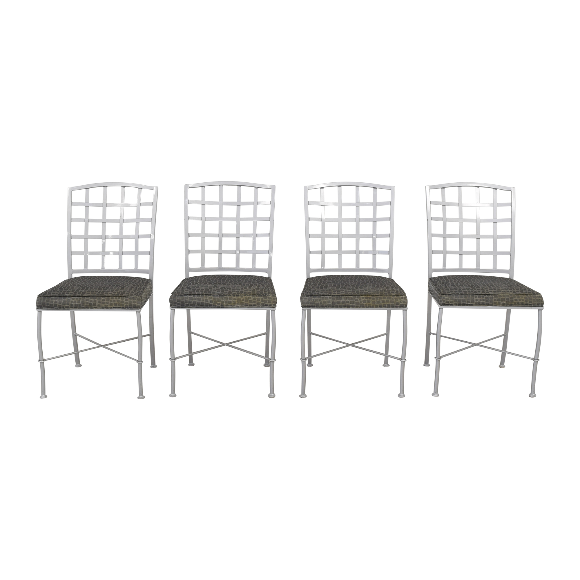 Johnston Casuals Johnston Casuals Lattice Back Dining Chairs on sale