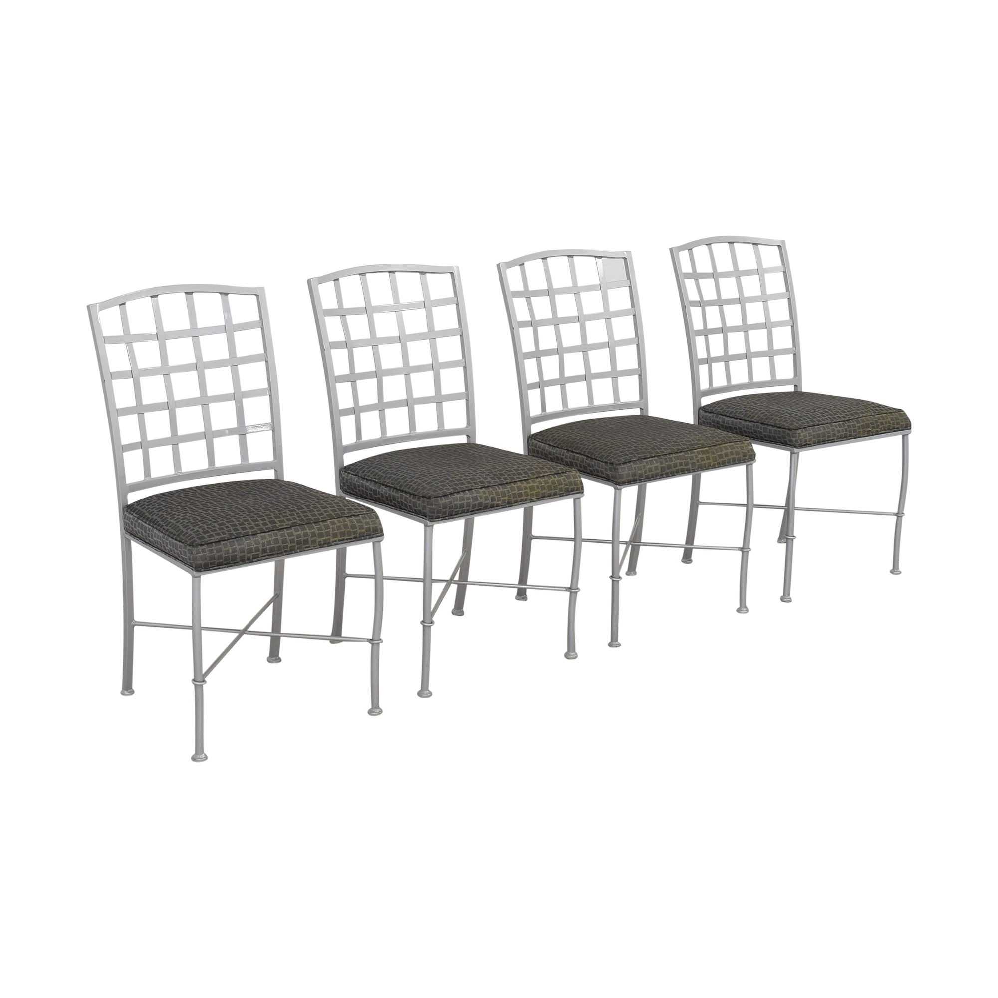 buy Johnston Casuals Lattice Back Dining Chairs Johnston Casuals