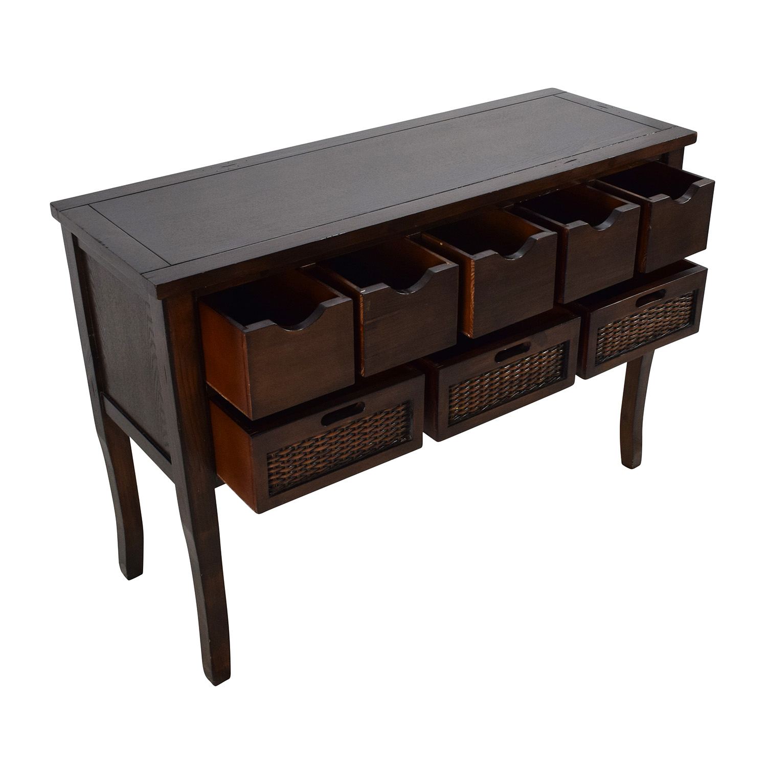 Second Hand Sideboards For Sale 65 OFF Unknown Brown Wood