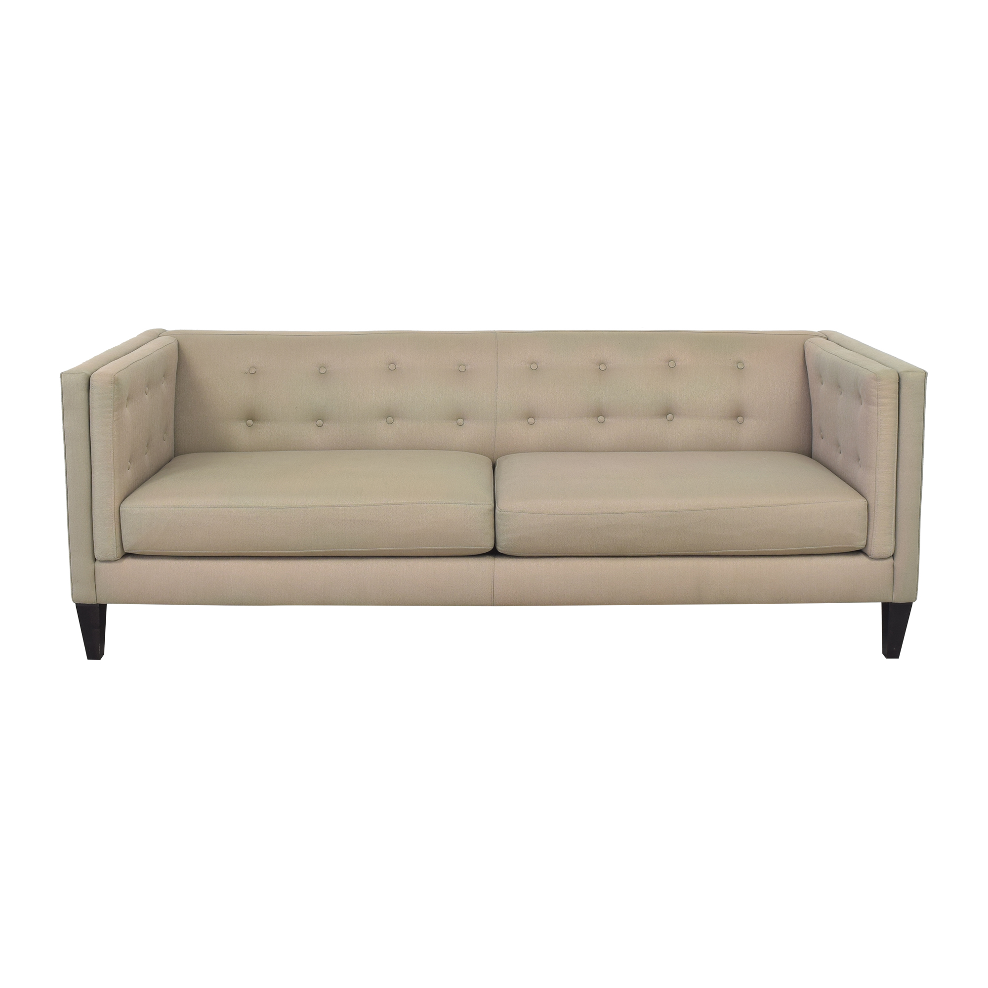 shop Crate & Barrel Crate & Barrel Aidan Tufted Sofa online
