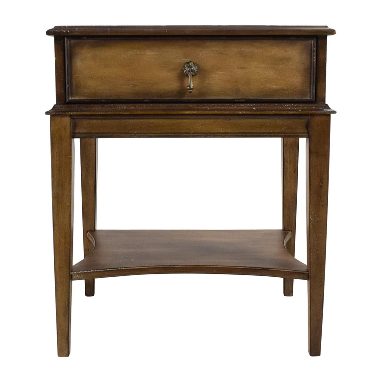 Uttermost Hanford End Table sale
