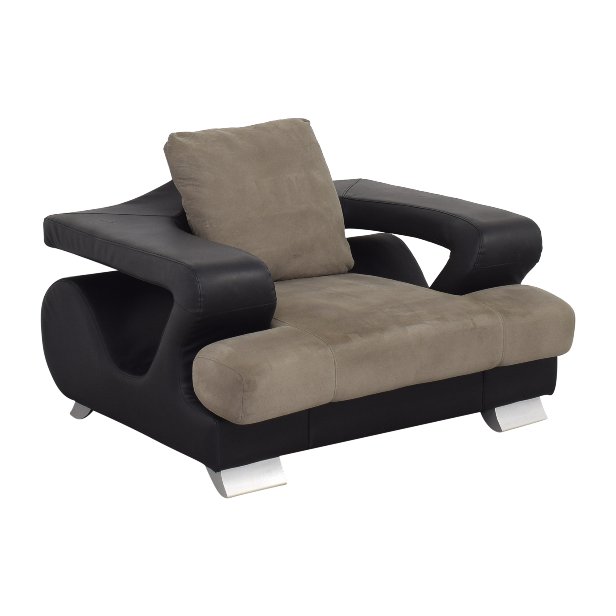 Acme Acme Modern Style Lounge Chair Chairs