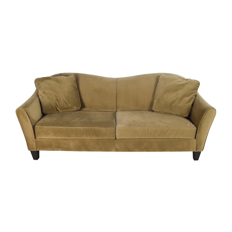 75% OFF - Raymour & Flanigan Raymour & Flanigan 2-Seater Sofa / Sofas