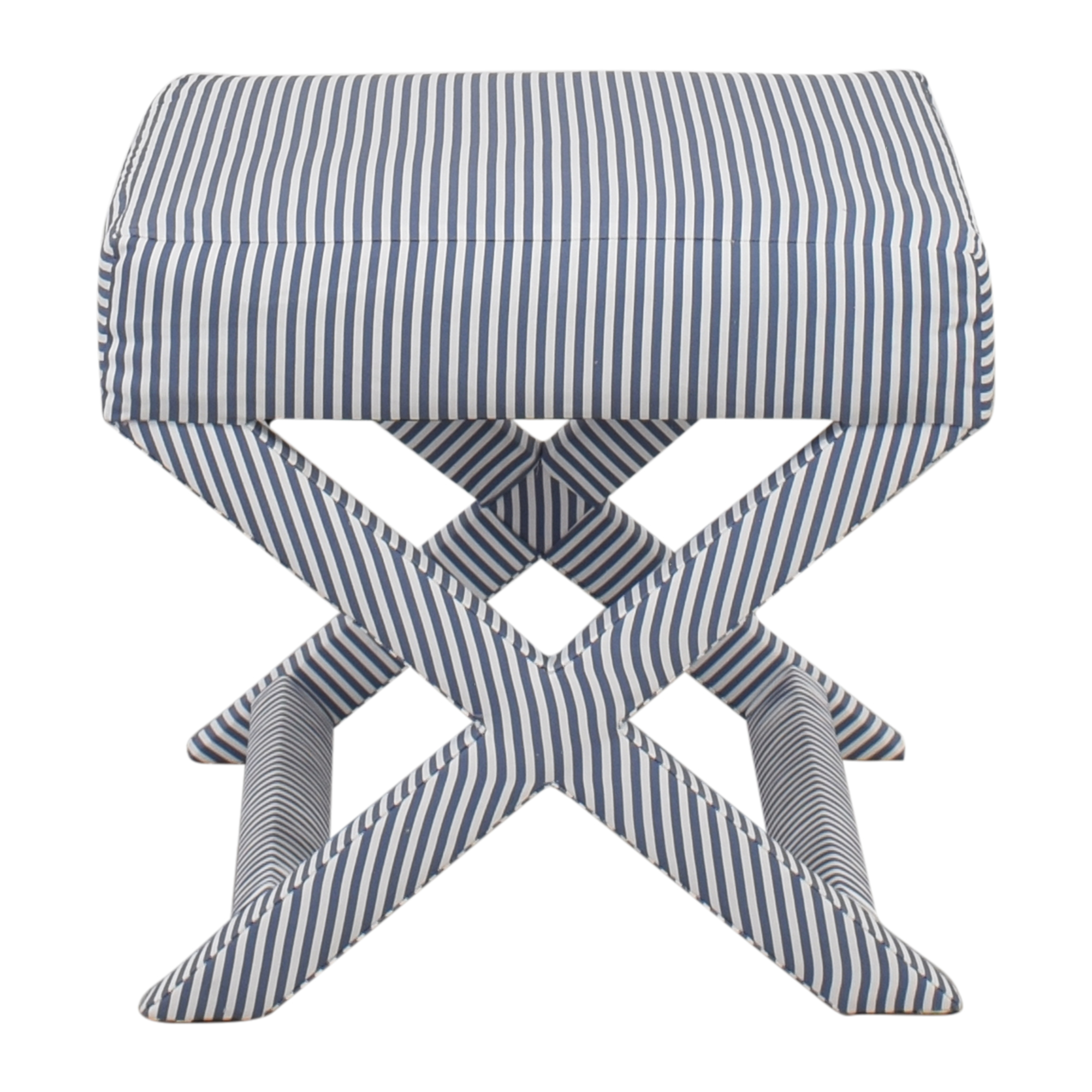 buy The Inside The inside Ticking Stripe X Bench online