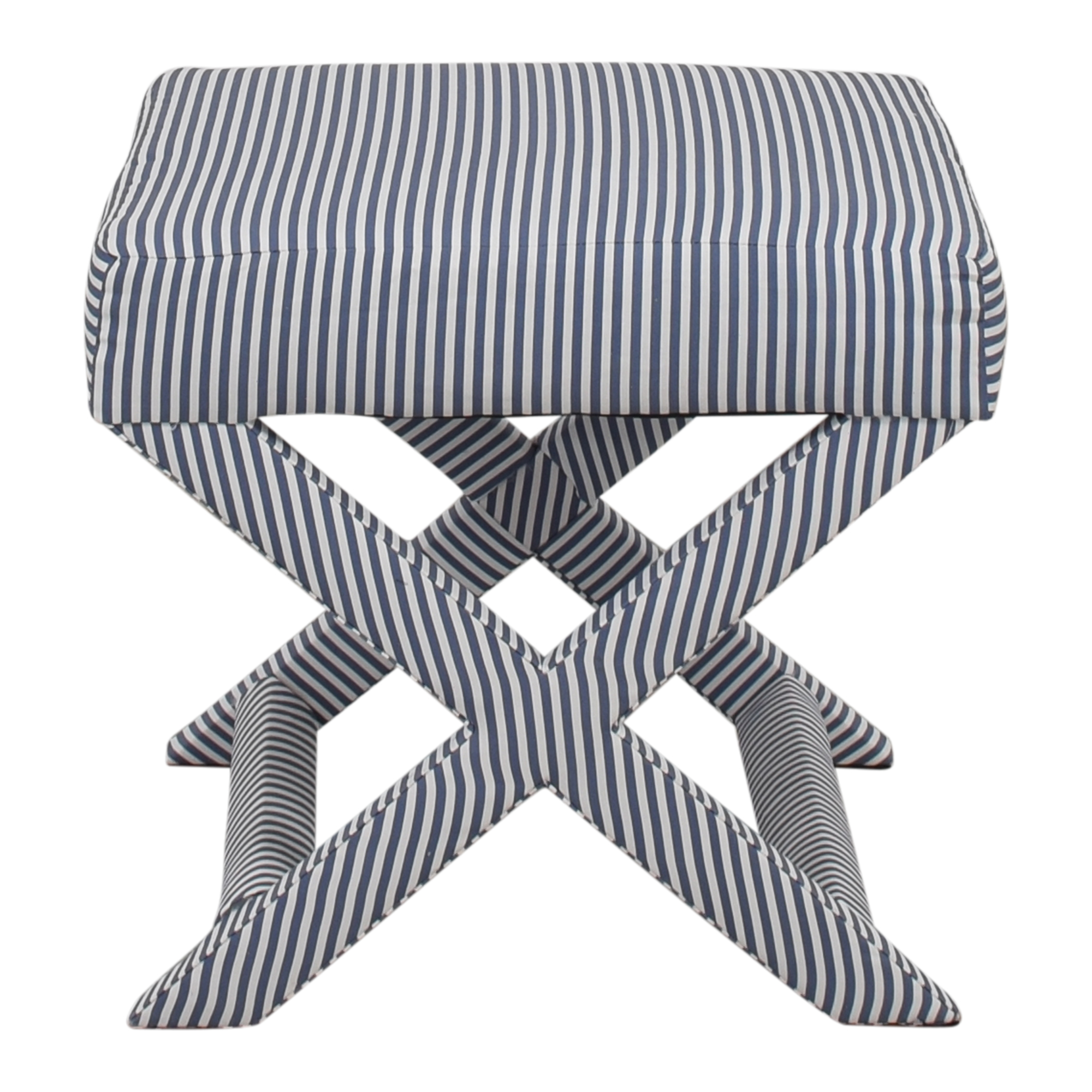 The Inside The inside Ticking Stripe X Bench ct