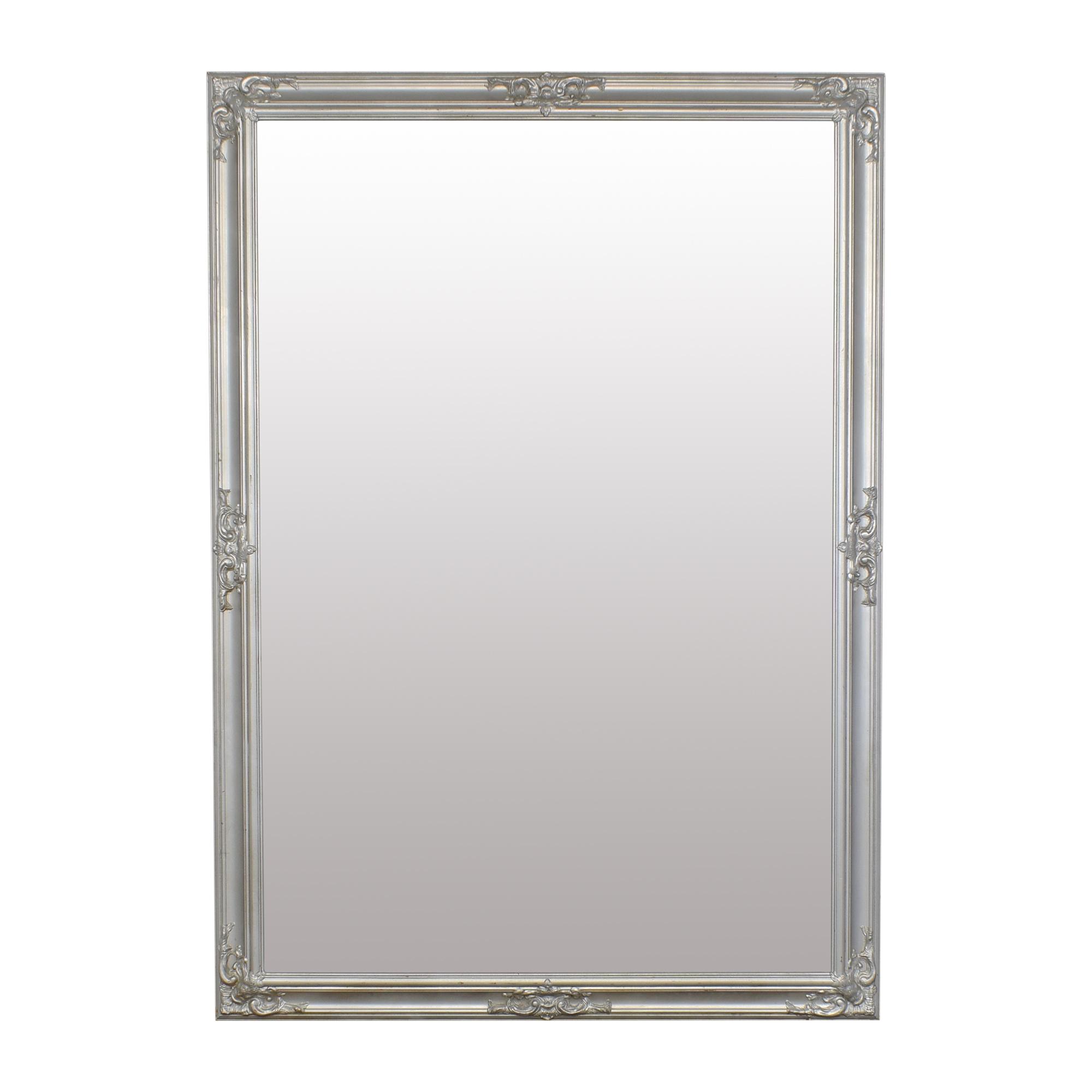 buy Decorative Framed Oversized Mirror  Decor