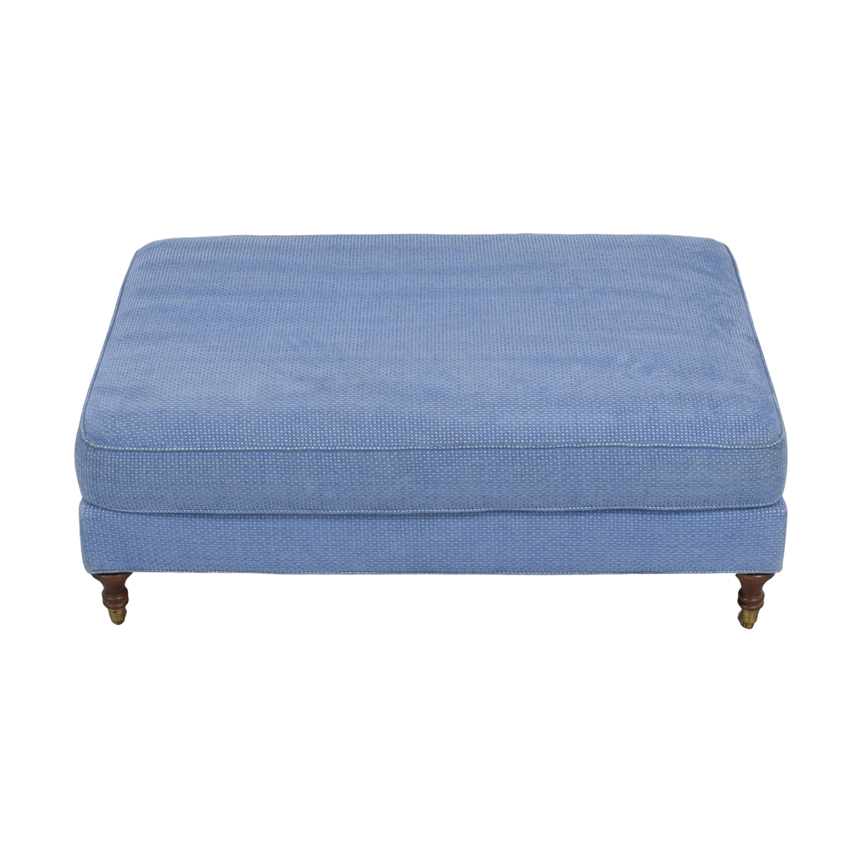 Maine Cottage Upholstered Ottoman sale