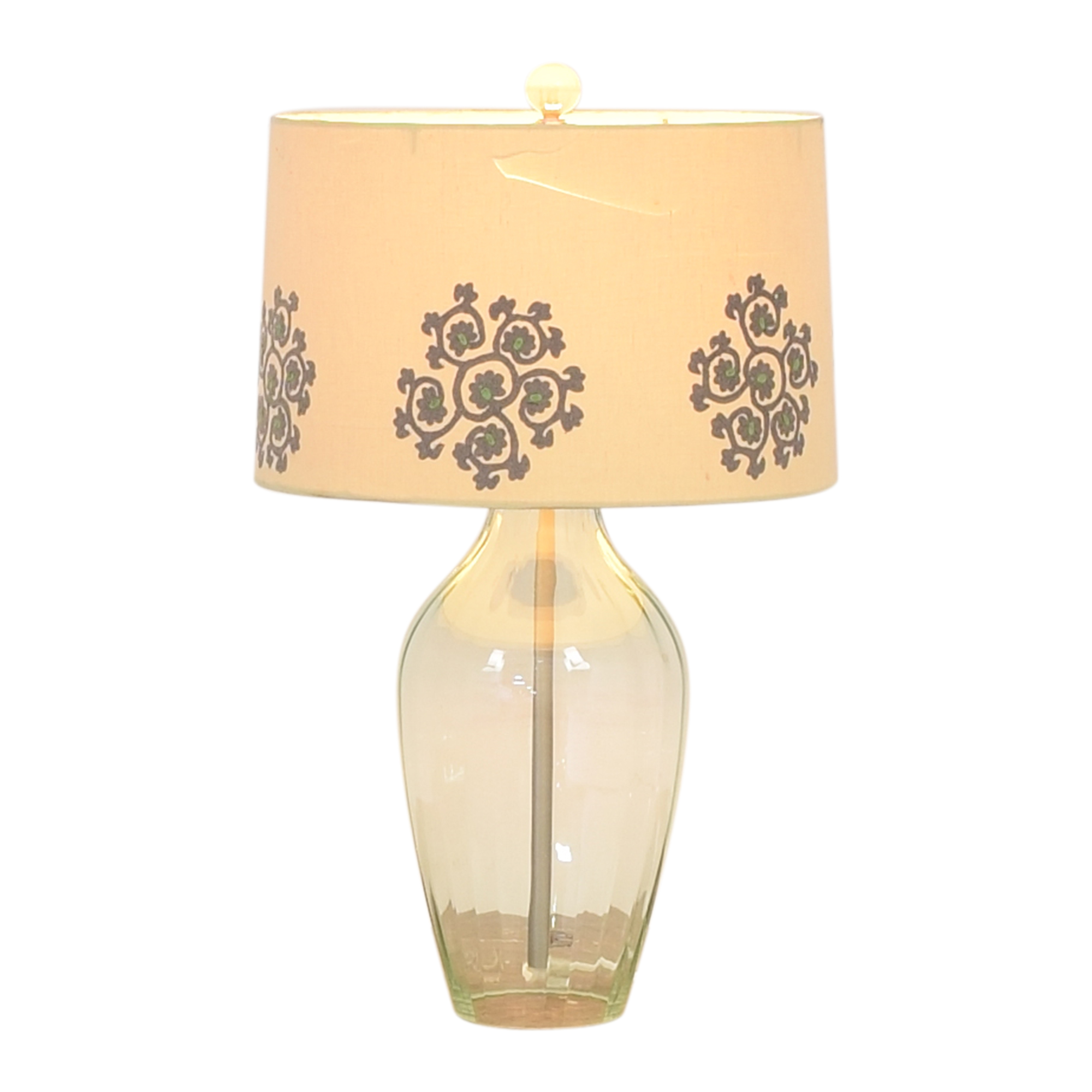 buy IKEA Table Lamp with Embroidered Shade IKEA Lamps