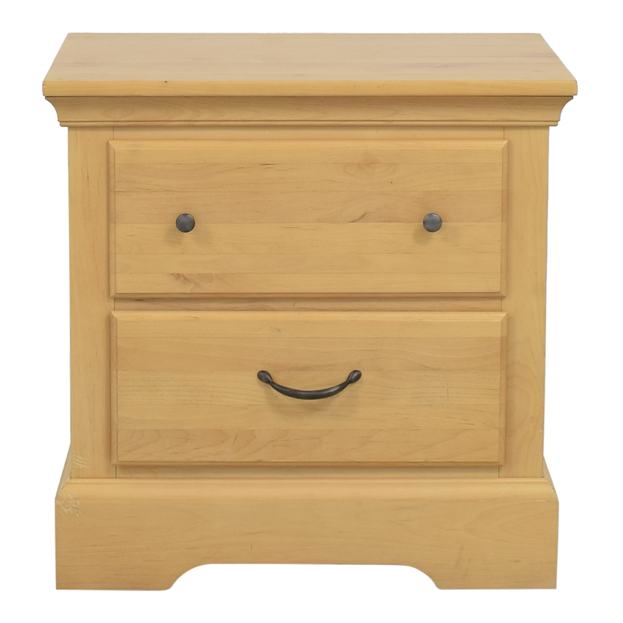 Samuel Lawrence Samuel Lawrence Two Drawer Nightstand Tables