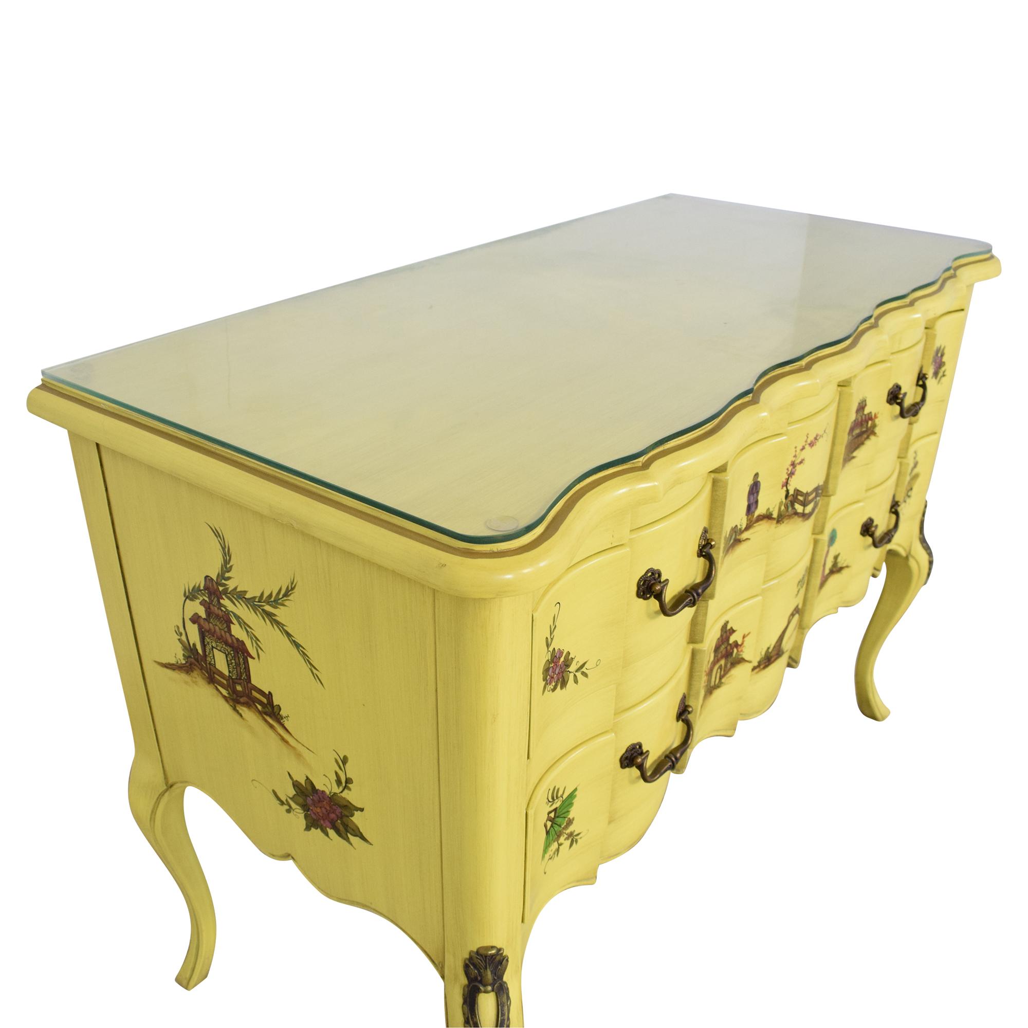 Handpainted Sideboard Cabinet price