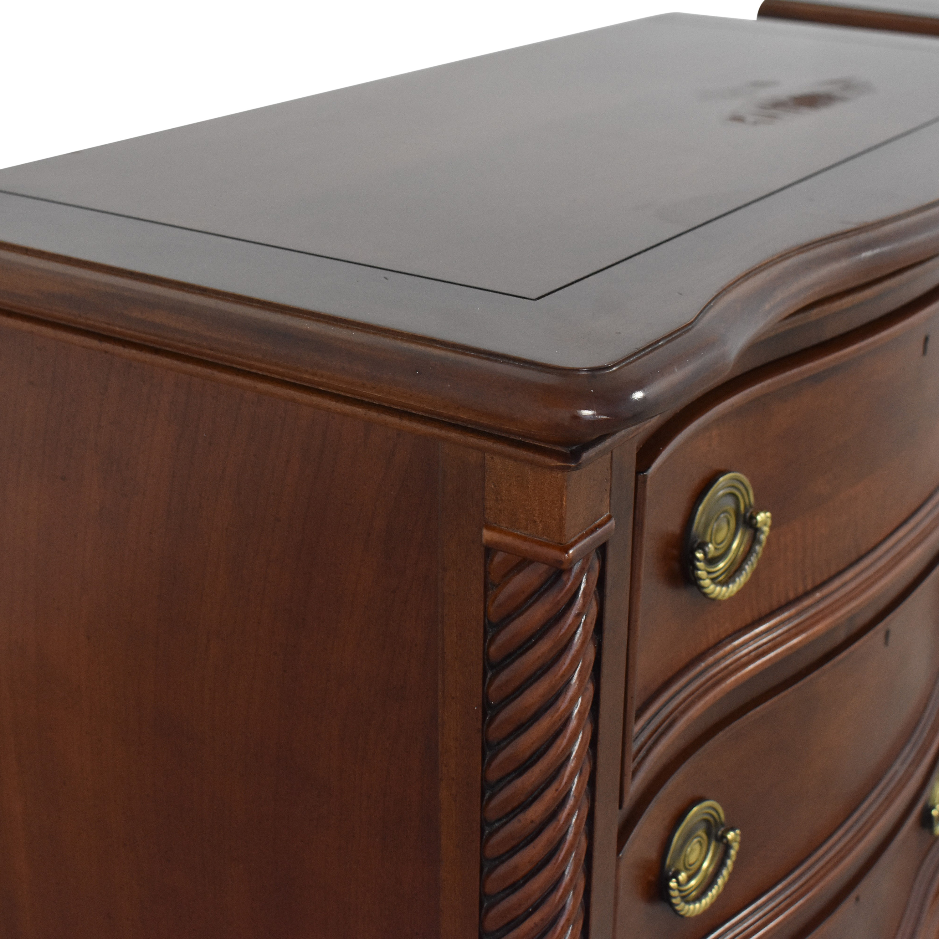 Stanley Furniture Traditional Style End Tables Stanley Furniture