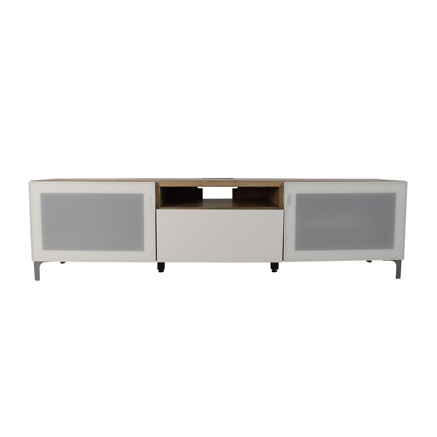82 off ikea ikea besta media unit storage - Ikea estanteria besta ...